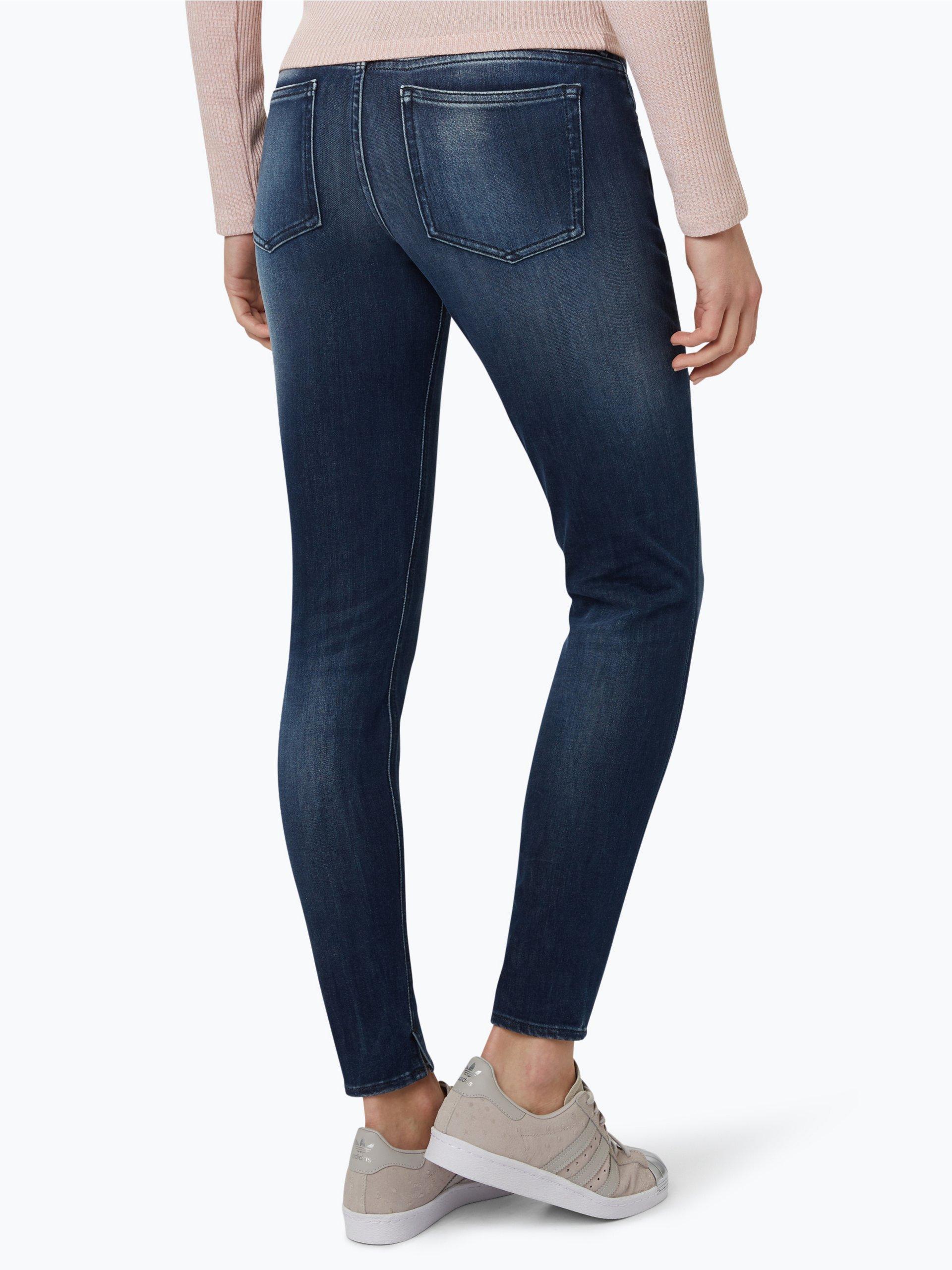 drykorn damen jeans movie marine uni online kaufen. Black Bedroom Furniture Sets. Home Design Ideas