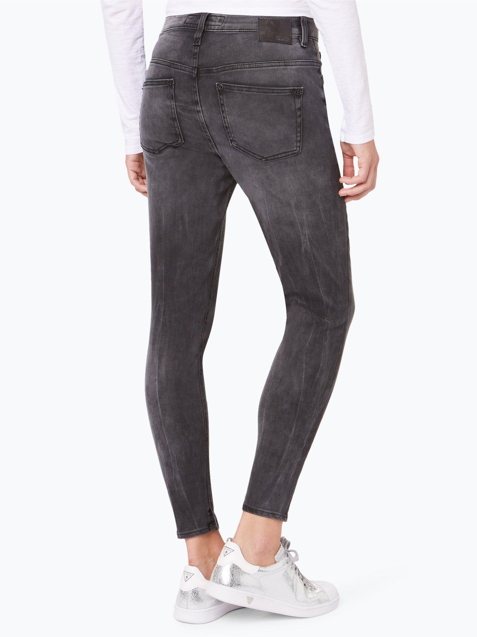 drykorn damen jeans remote anthrazit uni online kaufen vangraaf com. Black Bedroom Furniture Sets. Home Design Ideas