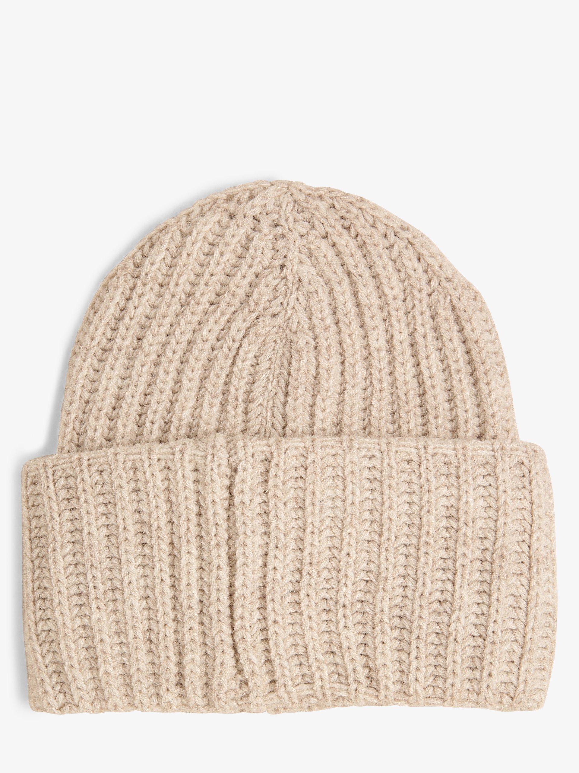 Drykorn Damen Mütze mit Alpaka-Anteil - Lester