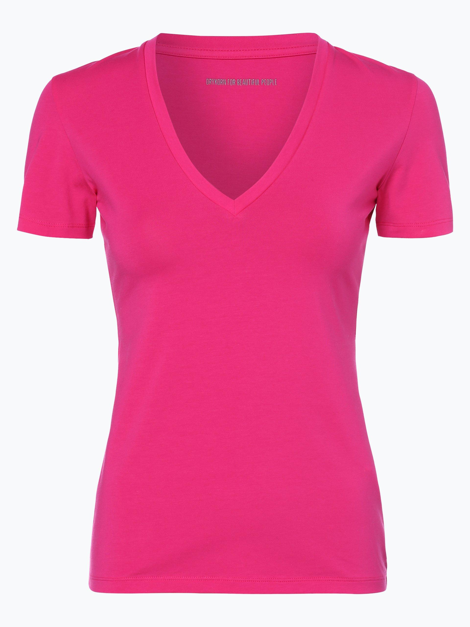 Drykorn Damen T Shirt Linara Online Kaufen Vangraaf Com