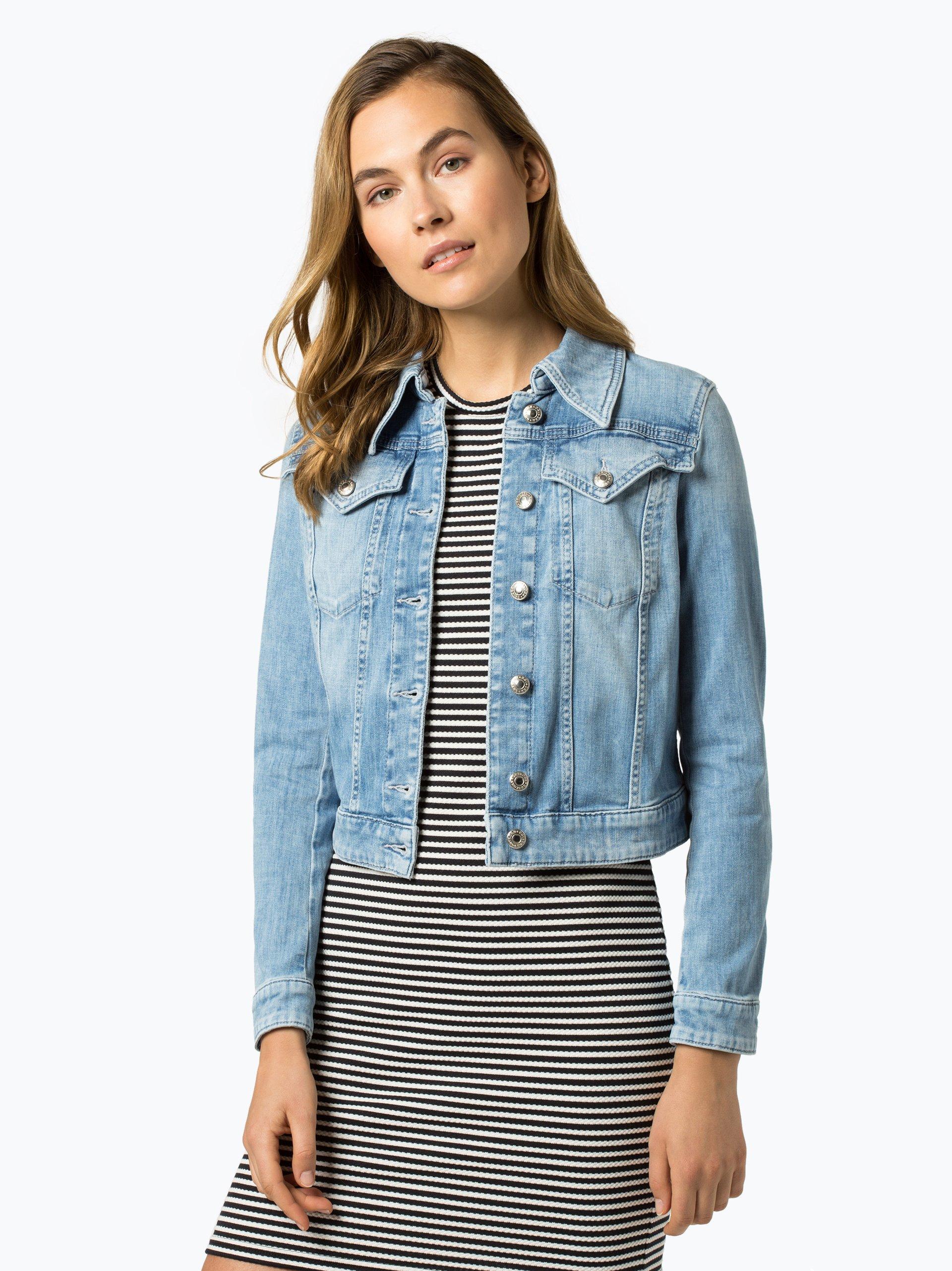 Drykorn Damska kurtka jeansowa – Somerton