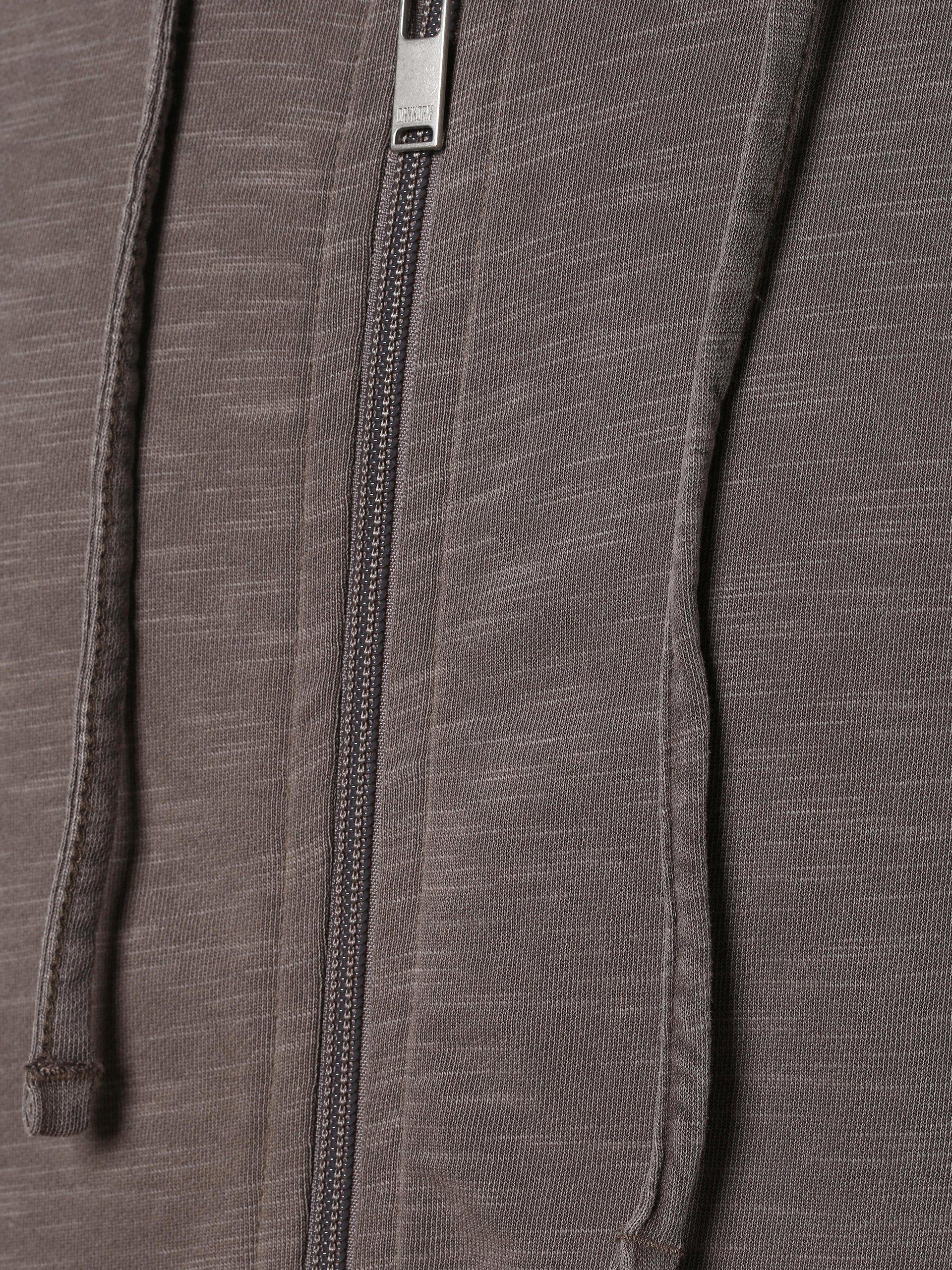 Drykorn Męska bluza rozpinana – Payn