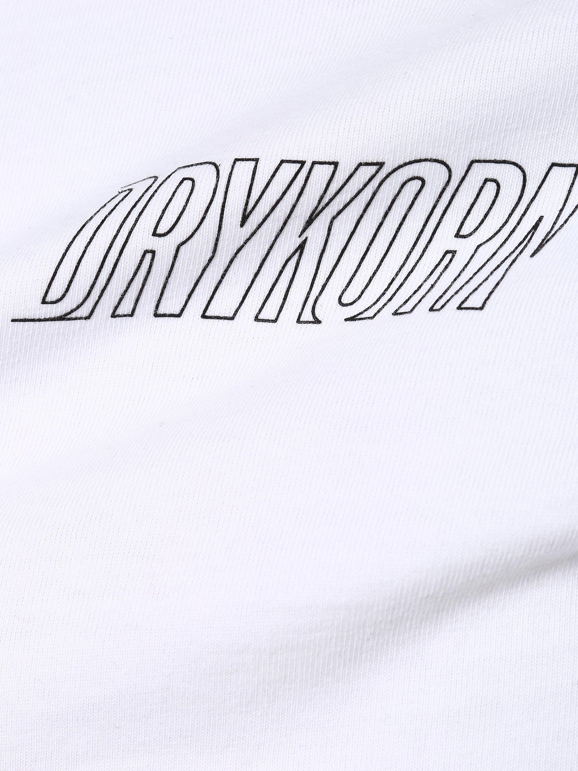 Drykorn Męska koszulka z długim rękawem – Lemar