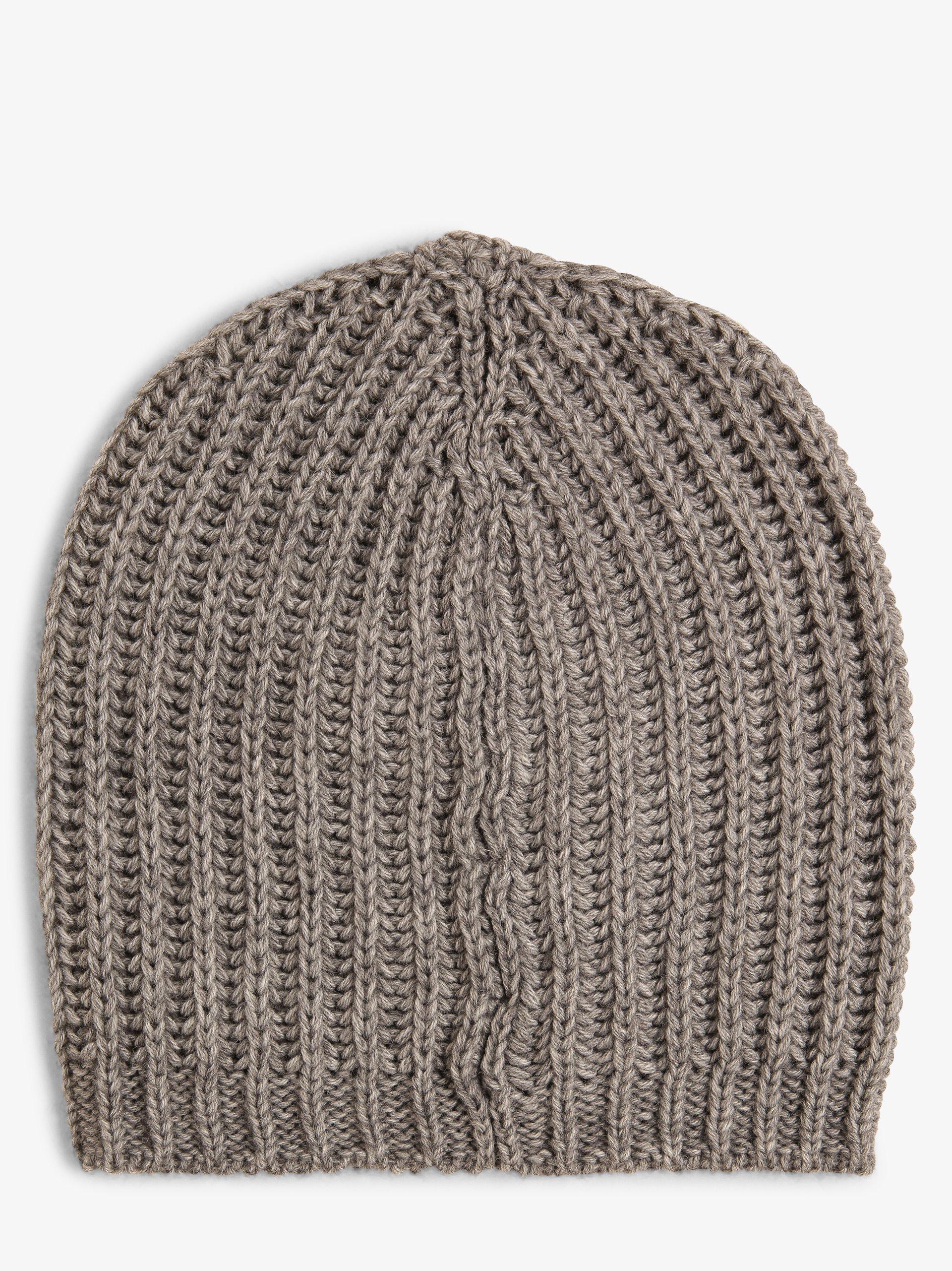 Drykorn Mütze mit Alpaka-Anteil - Mahony