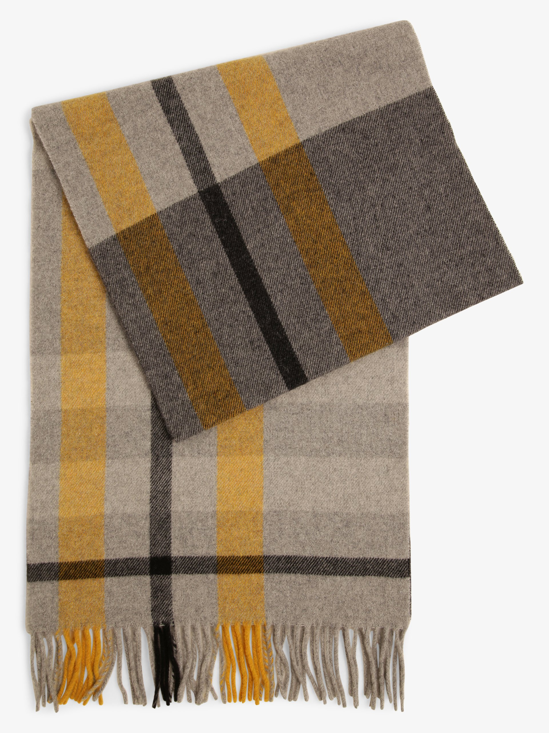 Drykorn Schal mit Woll-Anteil - Livian