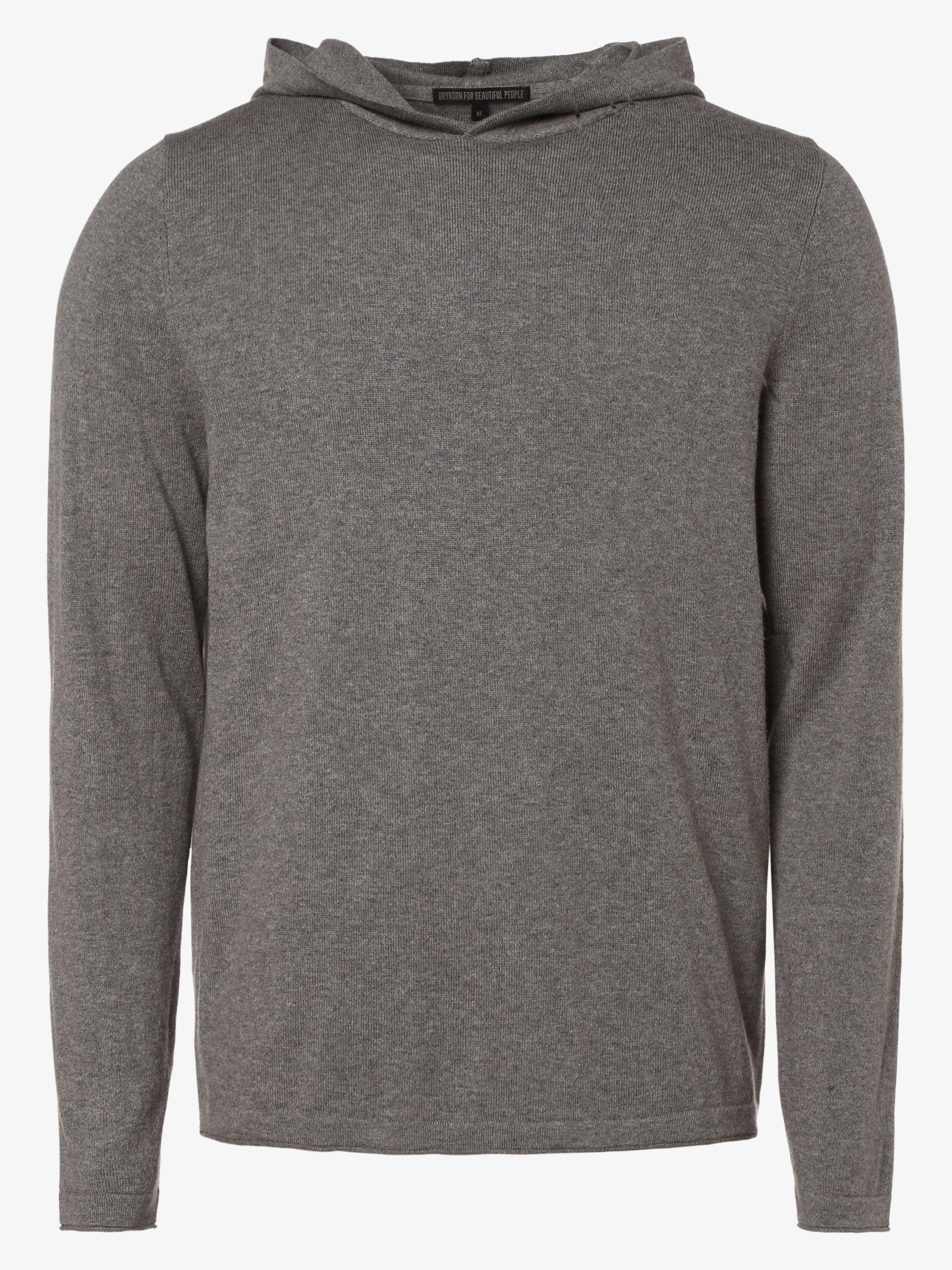 Drykorn Sweter męski z dodatkiem kaszmiru – Amar