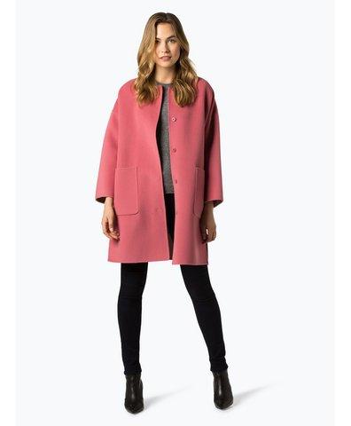 Dwustronny płaszcz damski – Drava