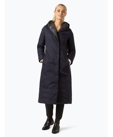 Dwustronny płaszcz puchowy damski