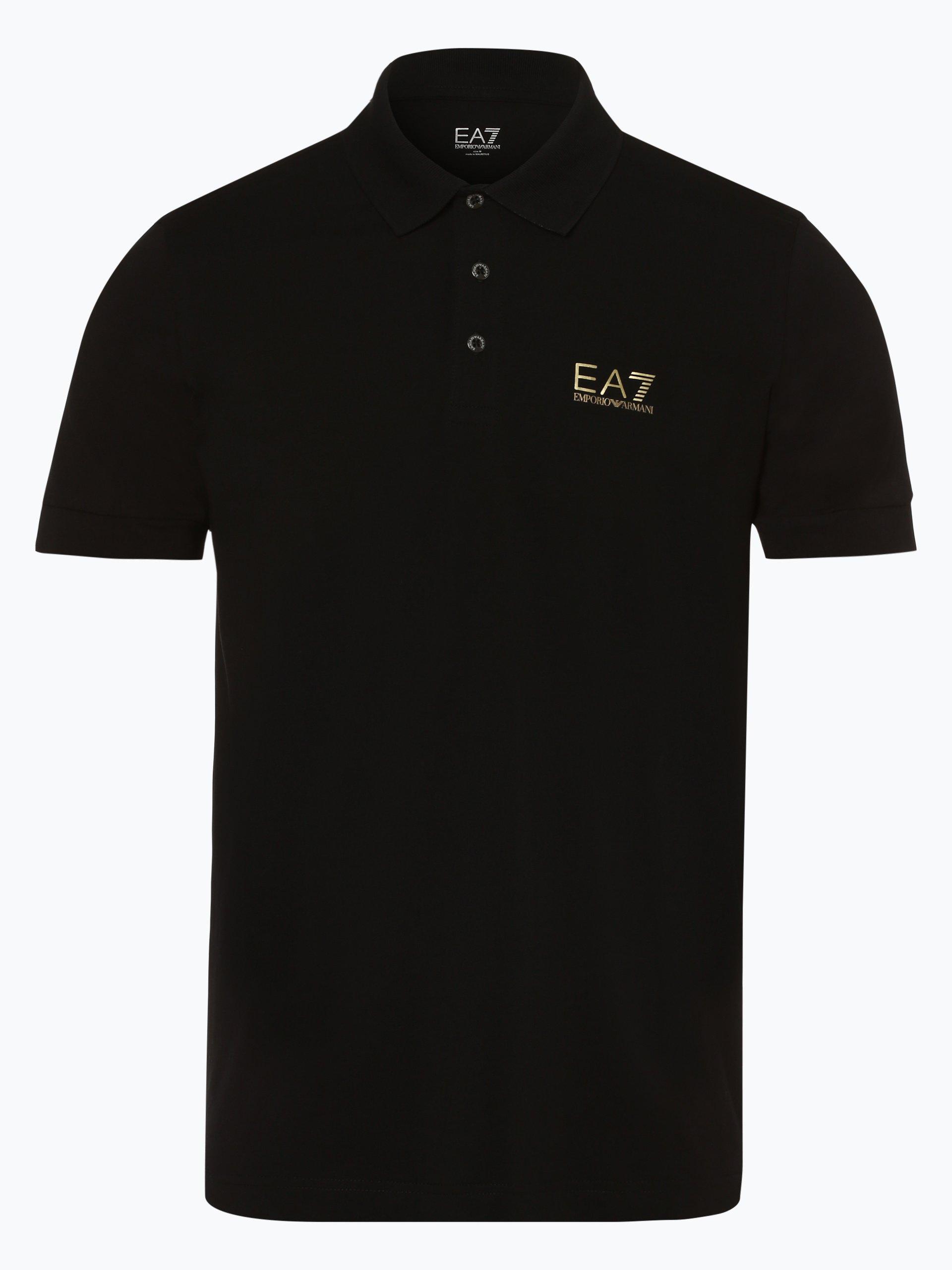 EA7 Emporio Armani Męska koszulka polo