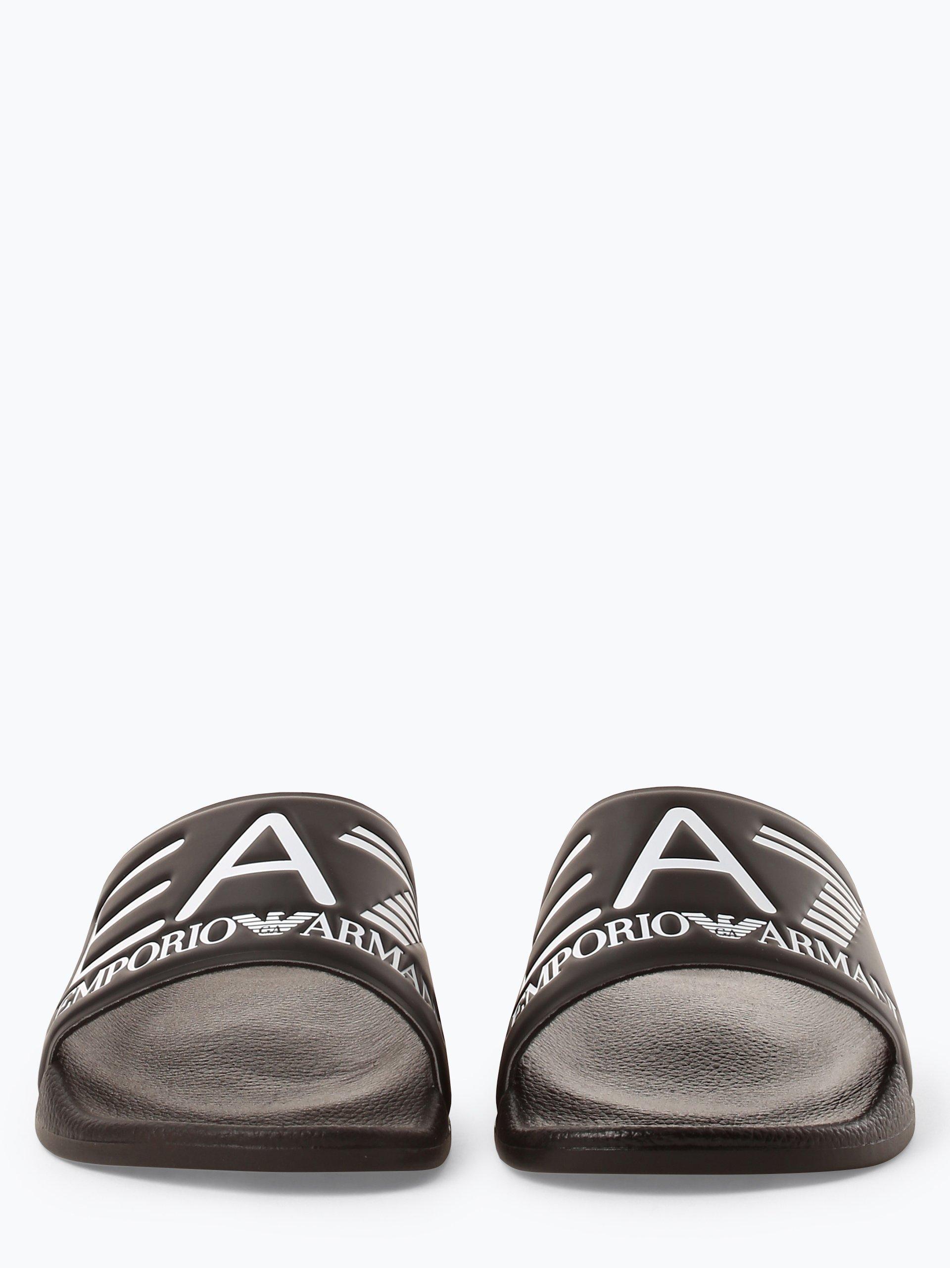 EA7 Emporio Armani Męskie pantofle kąpielowe