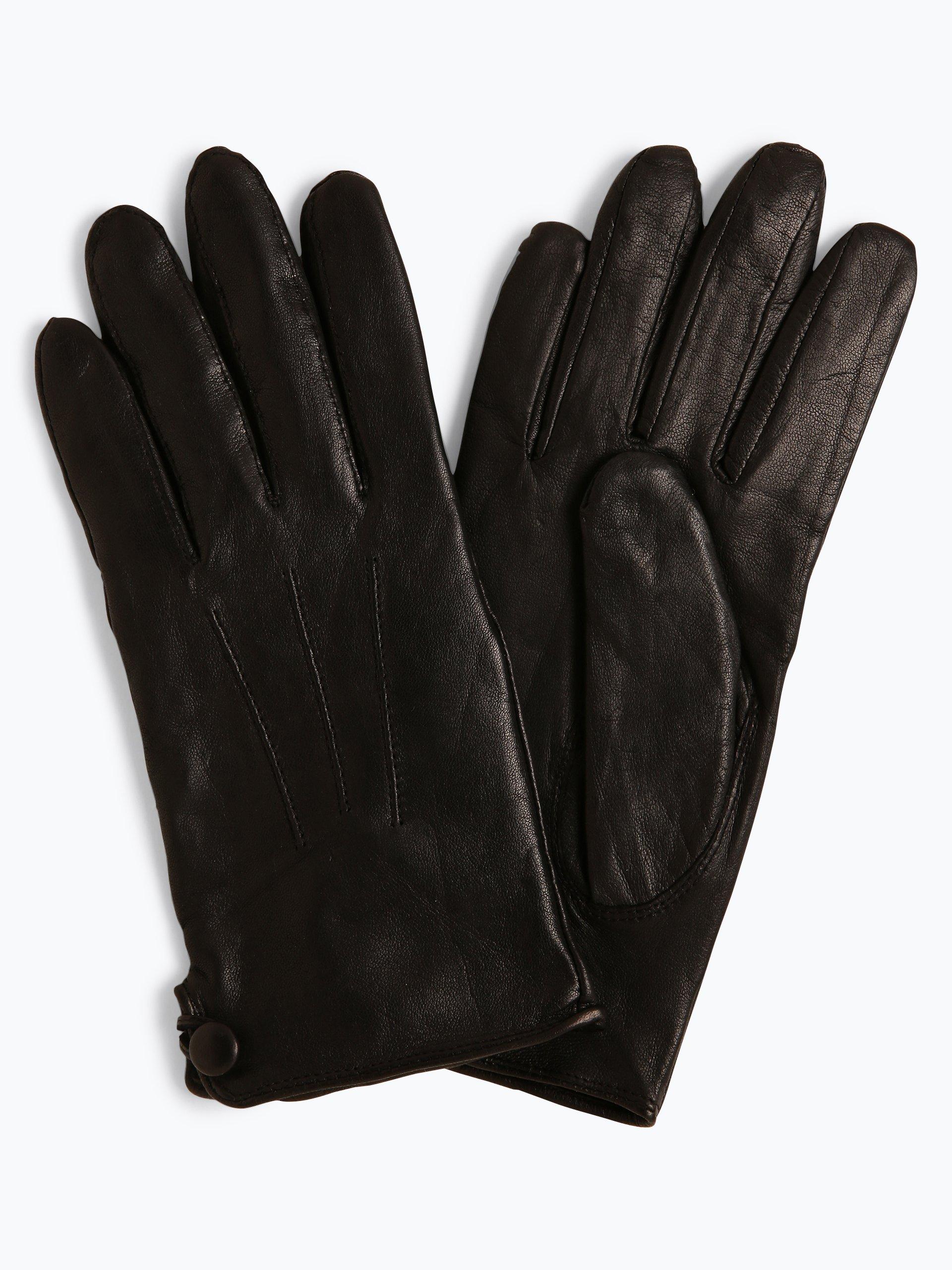 EEM Damen Handschuhe aus Leder