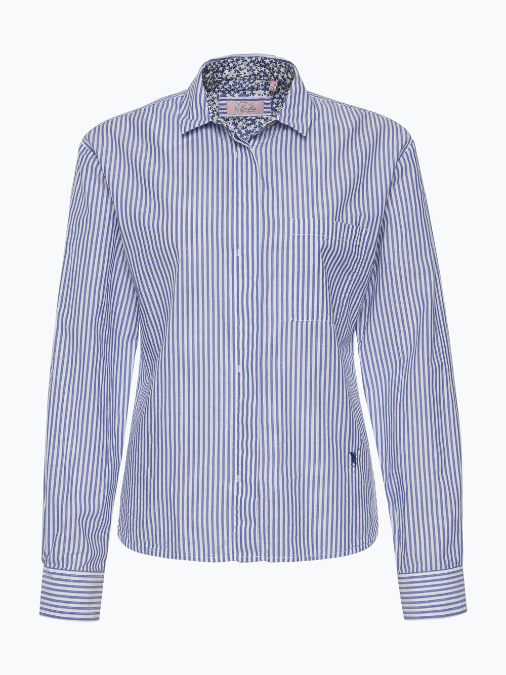 ce41cb8bc4d25f Emily van den Bergh Damen Bluse online kaufen