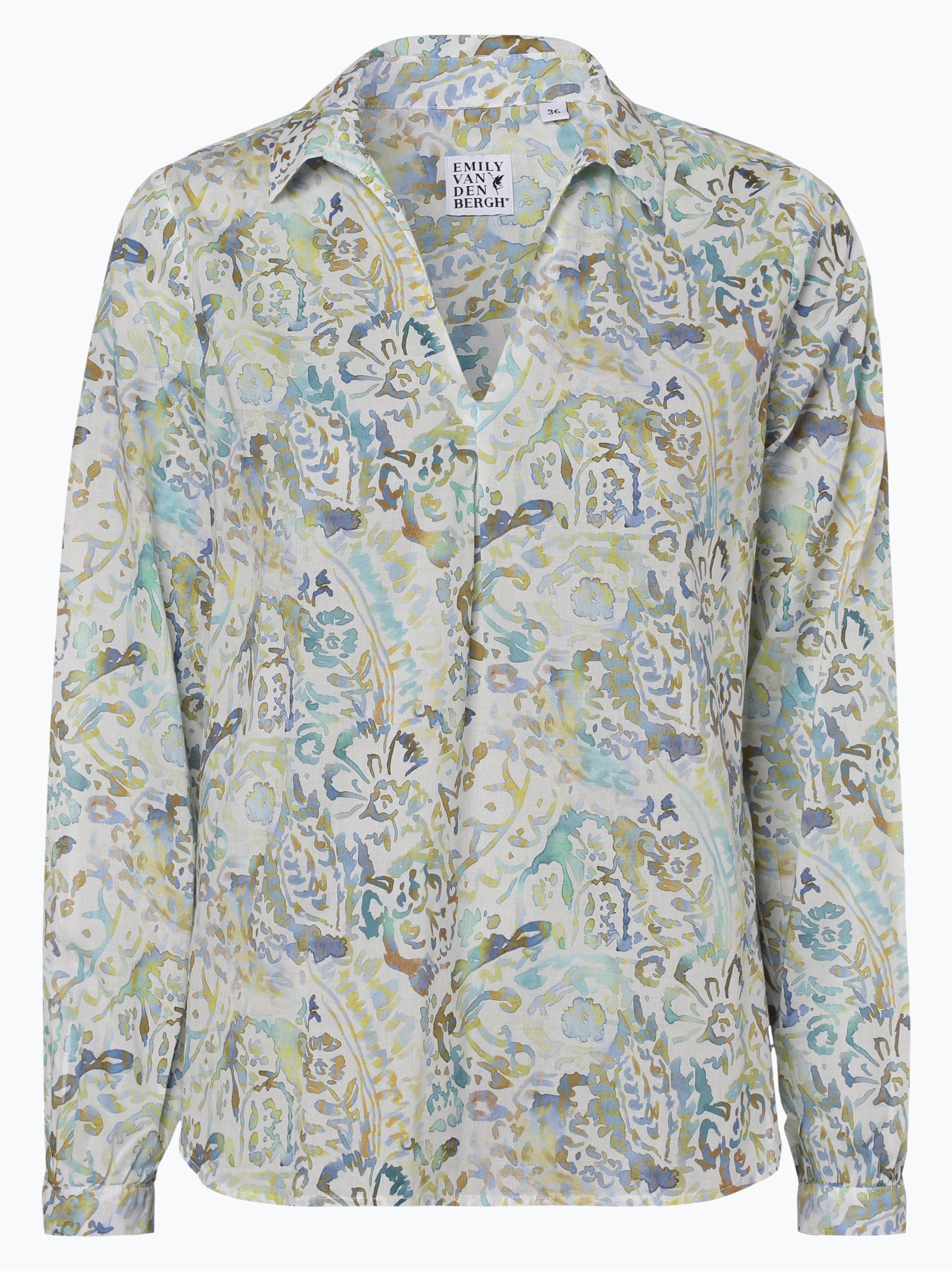 Emily van den Bergh Damen Bluse
