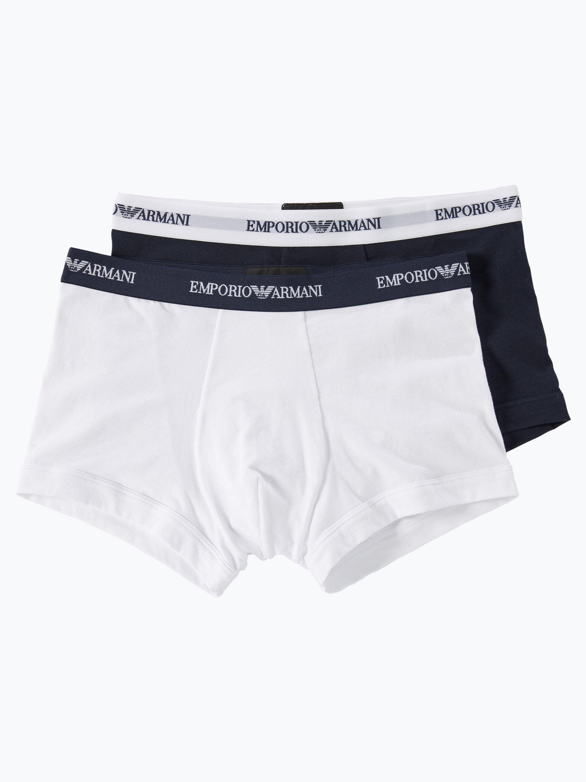 Emporio Armani Herren Pants im 2er-Pack