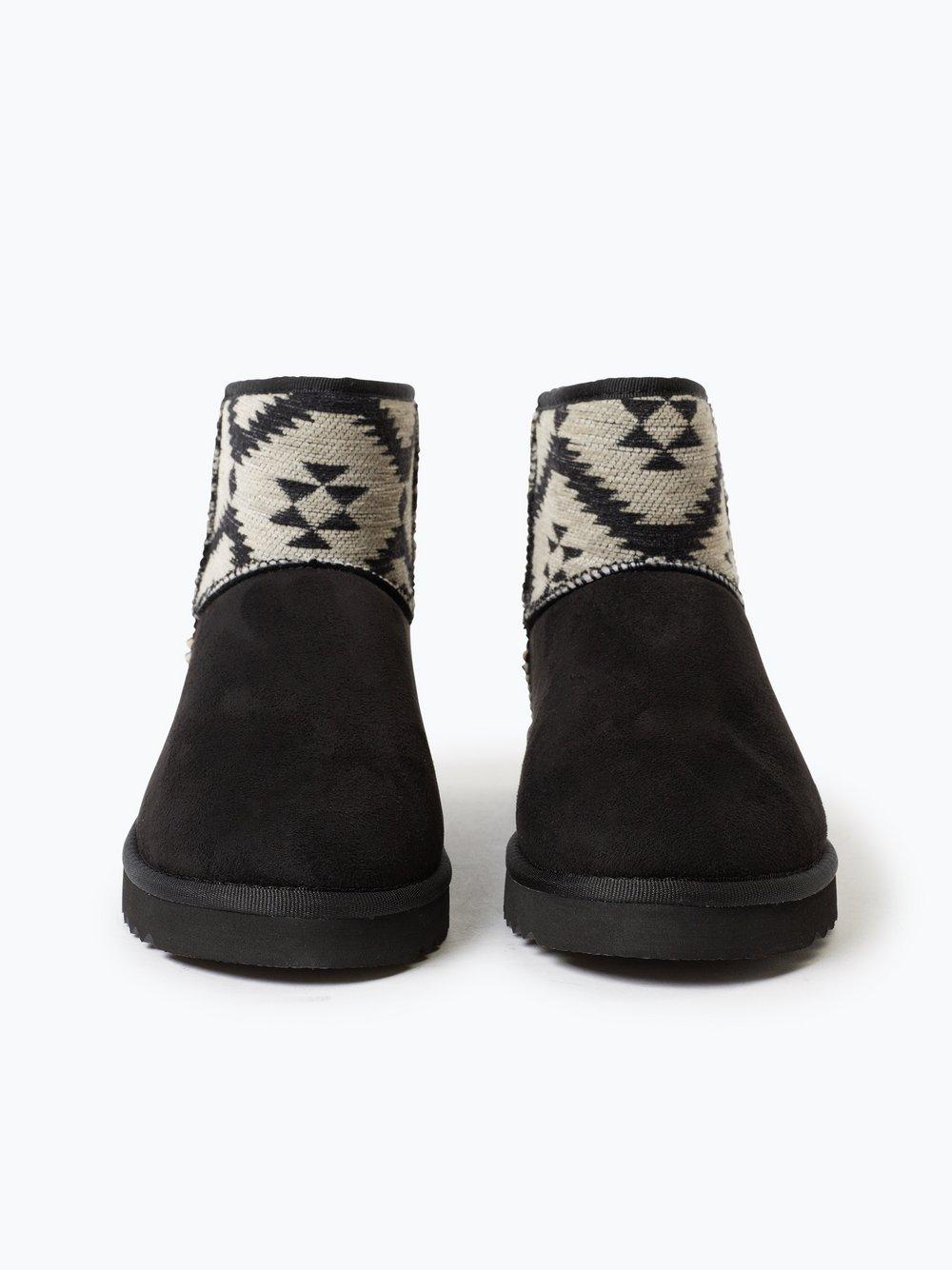 speical offer super specials so cheap Esprit Casual Damen Boots in Veloursleder-Optik online ...