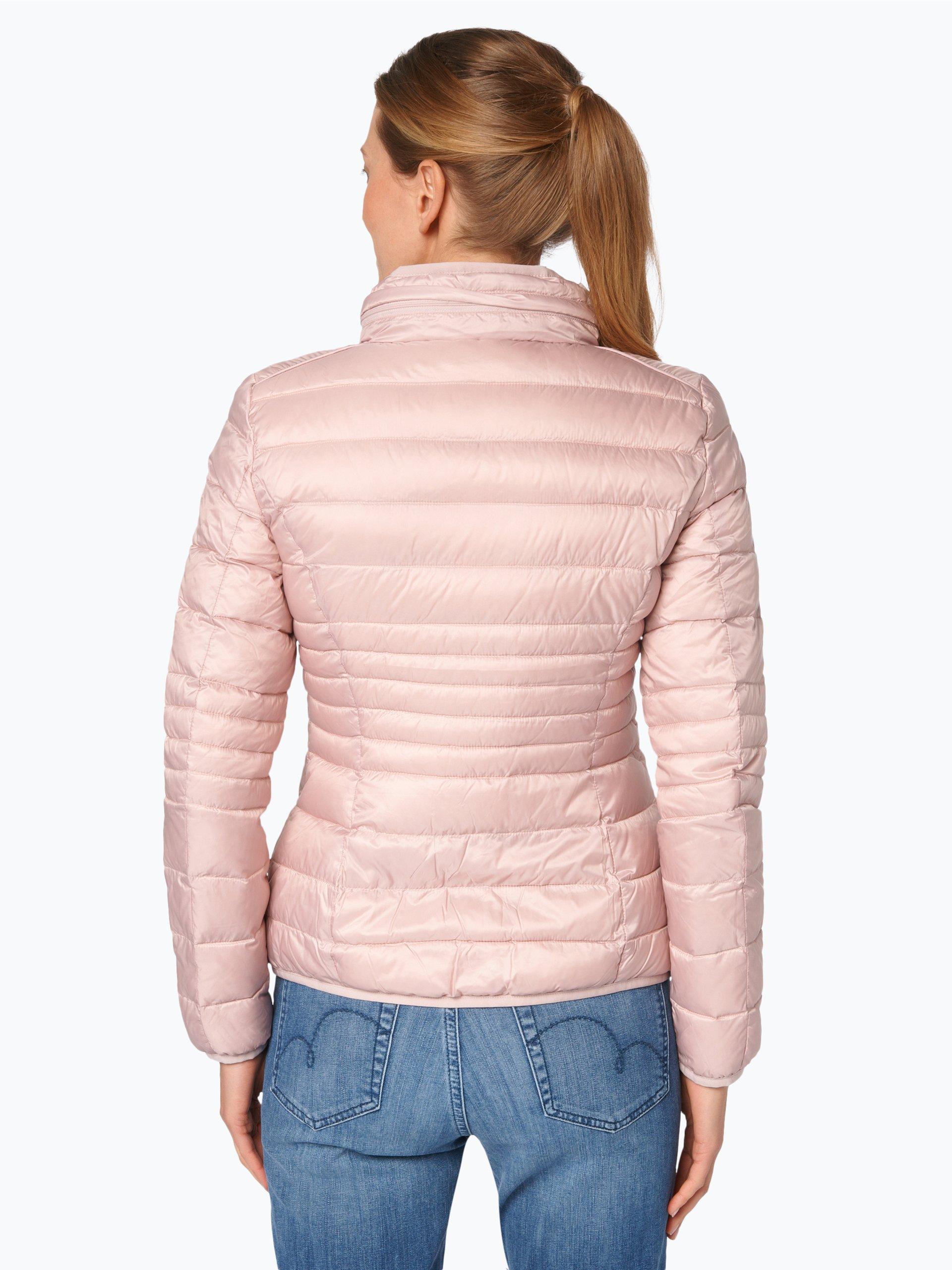 esprit casual damen daunenjacke rosa uni online kaufen peek und cloppenburg de. Black Bedroom Furniture Sets. Home Design Ideas