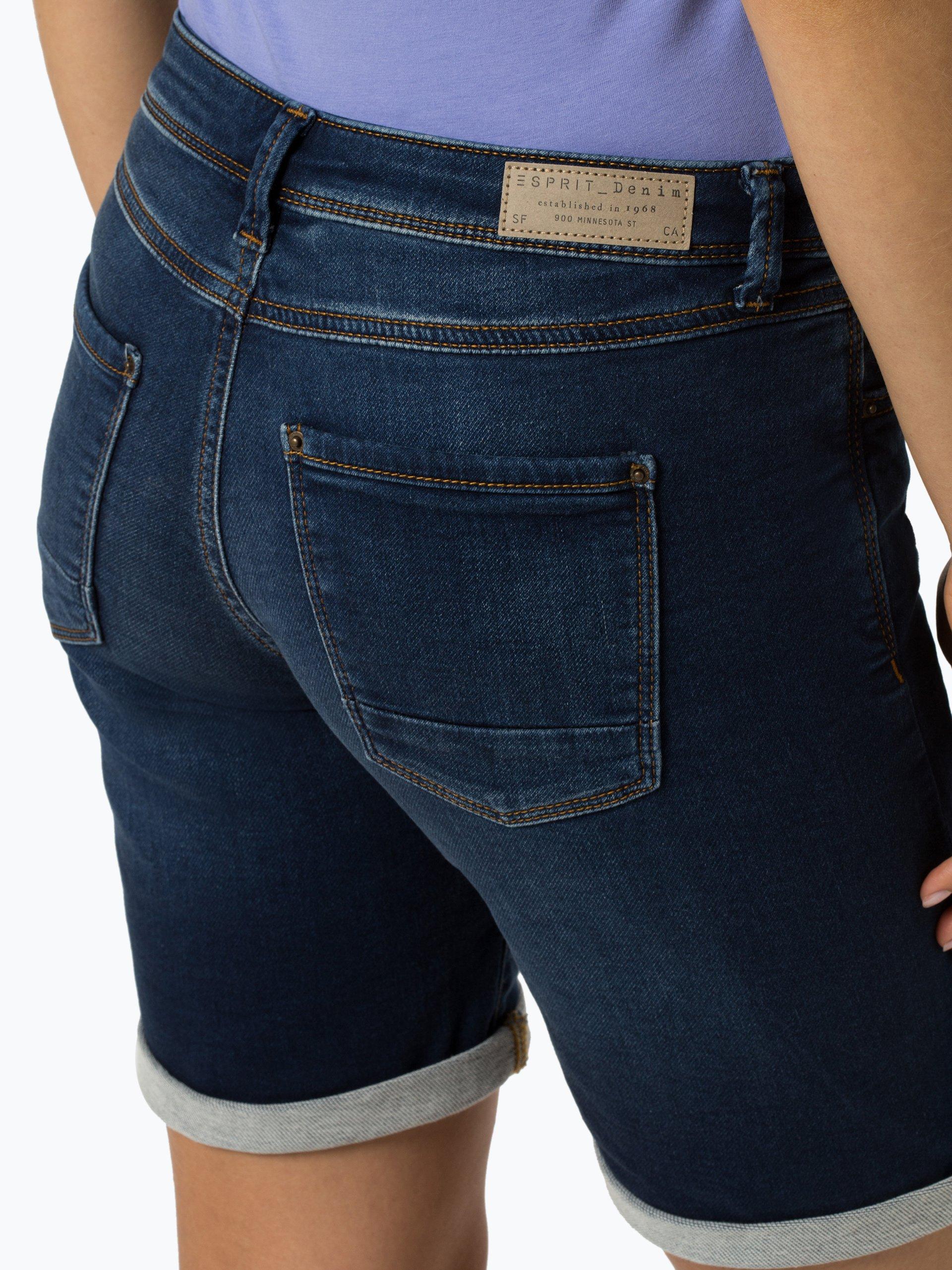 Esprit Casual Damen Jeansshorts
