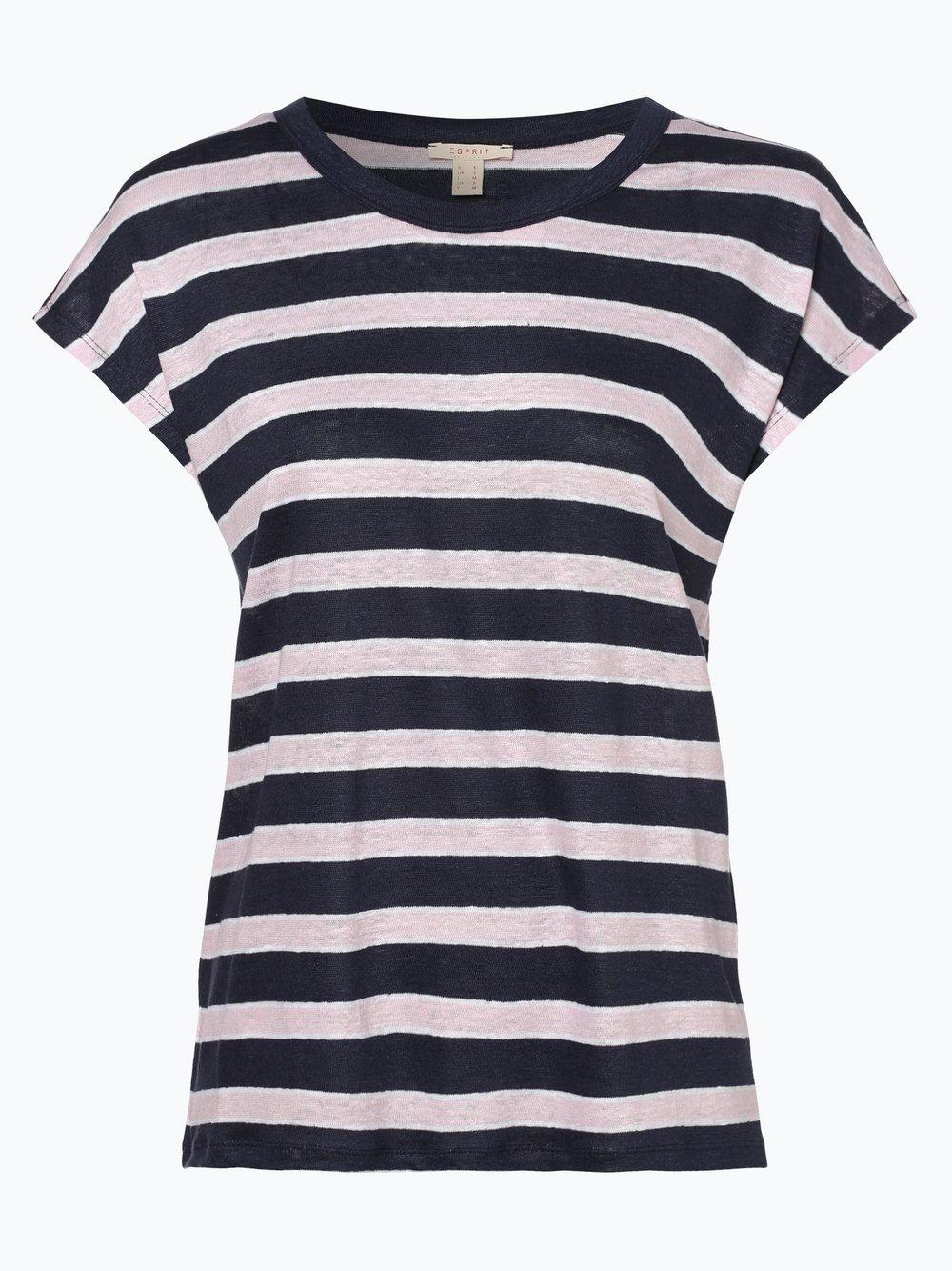 Esprit Casual Damen Leinenshirt online kaufen | PEEK UND