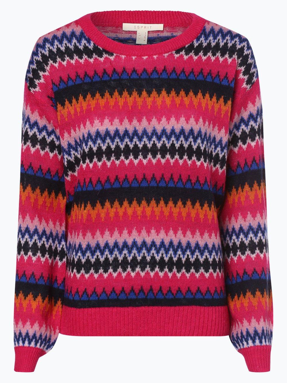 new style 5da07 44913 Esprit Casual Damen Pullover mit Mohair-Anteil online kaufen ...