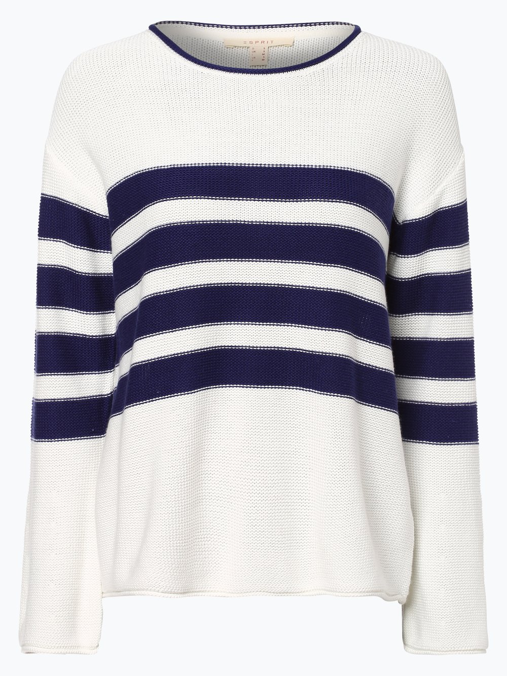 Esprit Casual Damen Pullover marine weiß gestreift Damen