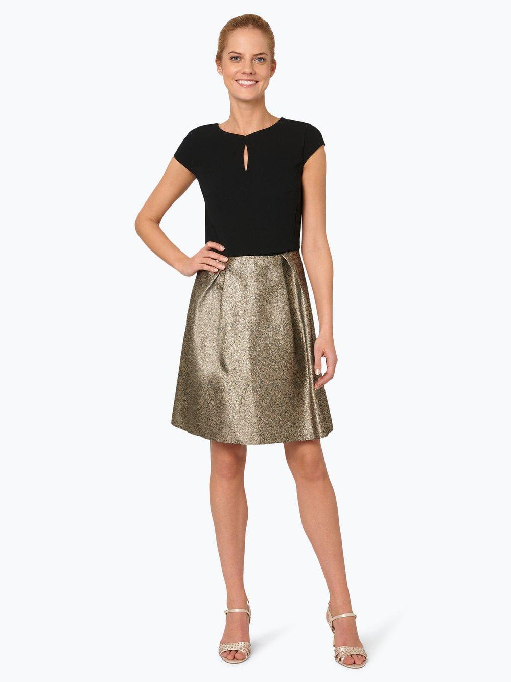 Esprit Collection Damen Cocktailkleid gold uni online kaufen ...