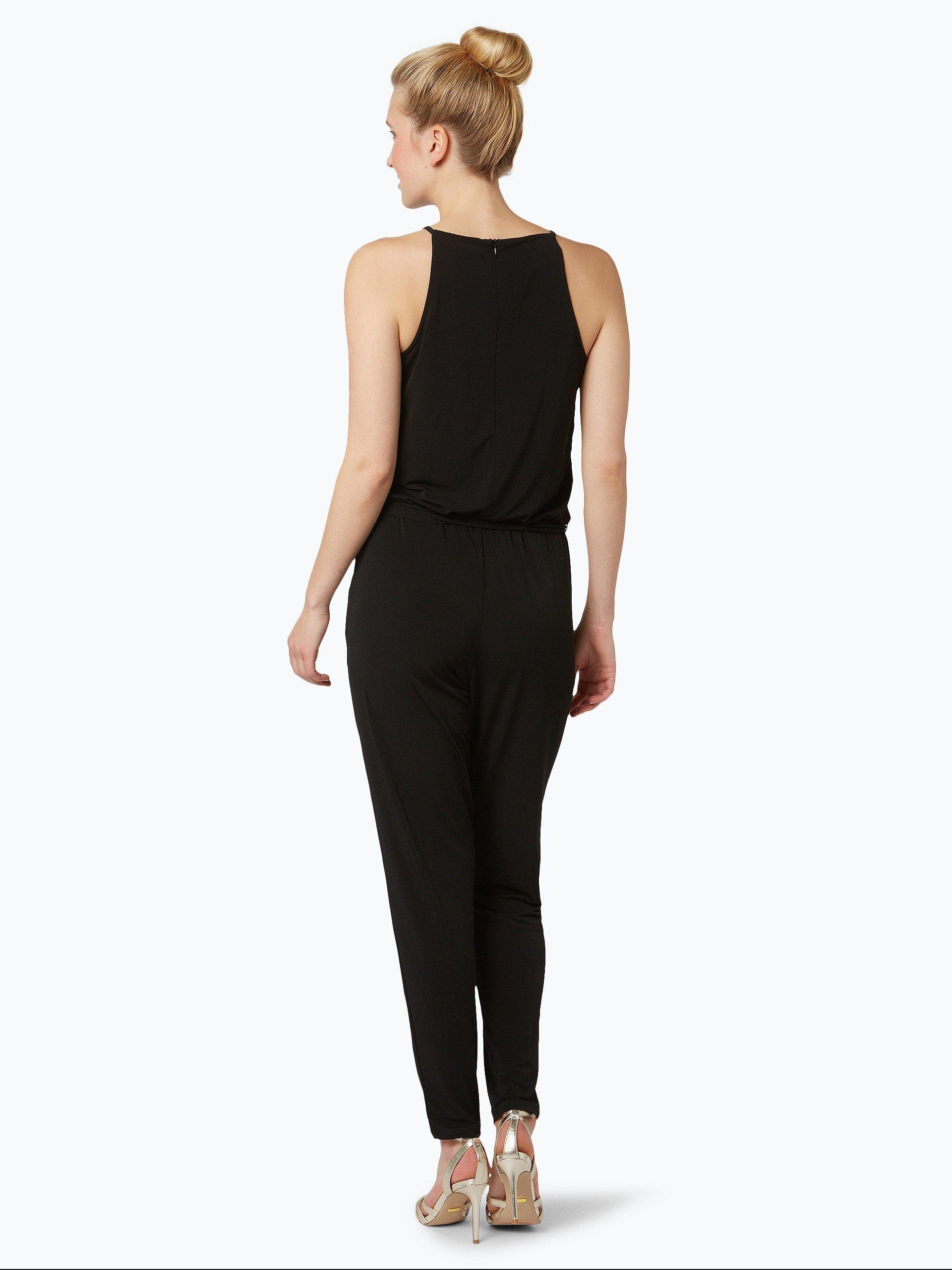 esprit collection damen jumpsuit schwarz uni online kaufen peek und cloppenburg de. Black Bedroom Furniture Sets. Home Design Ideas