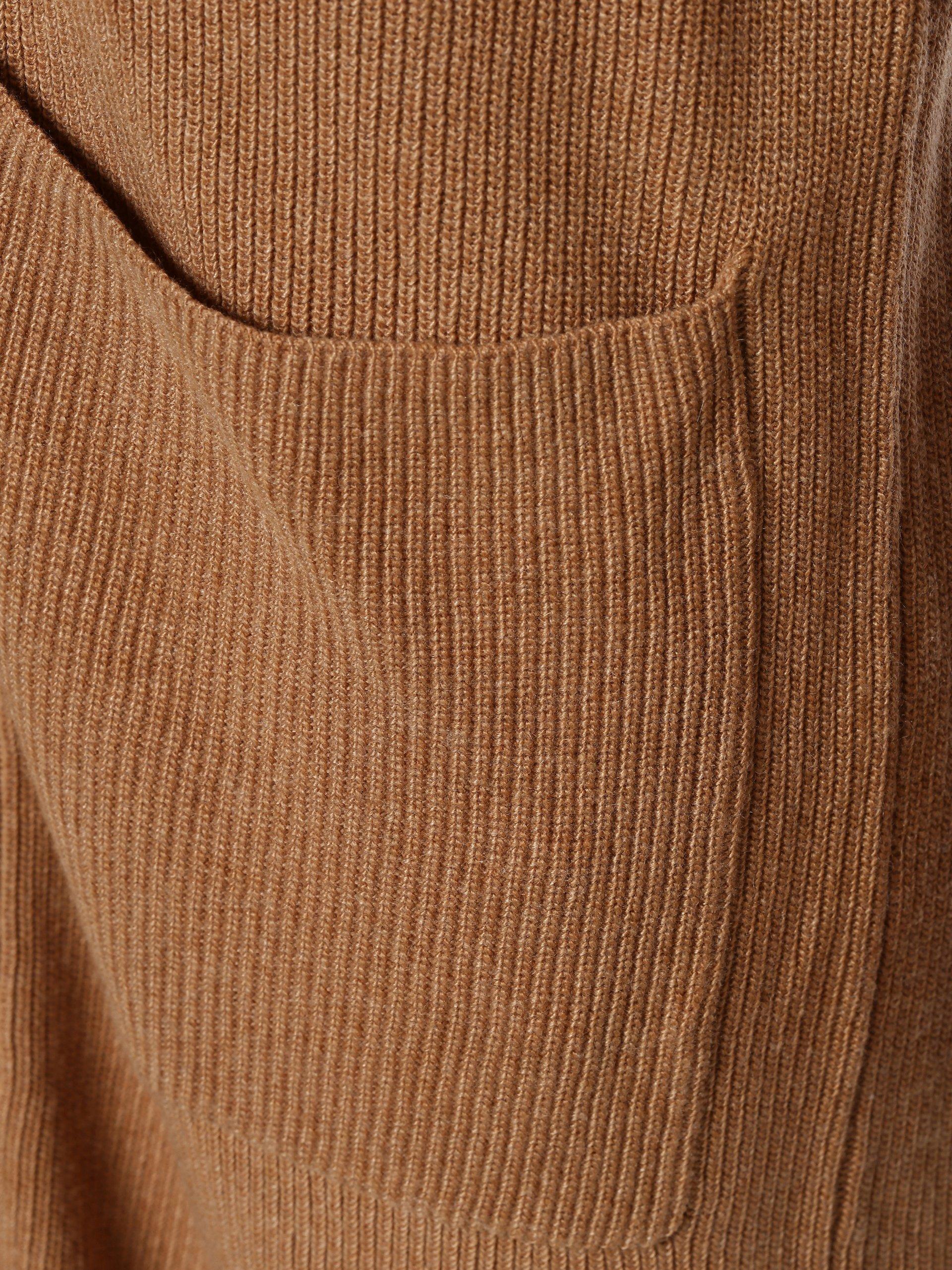 Esprit Collection Damen Strickmantel mit Cashmere-Anteil