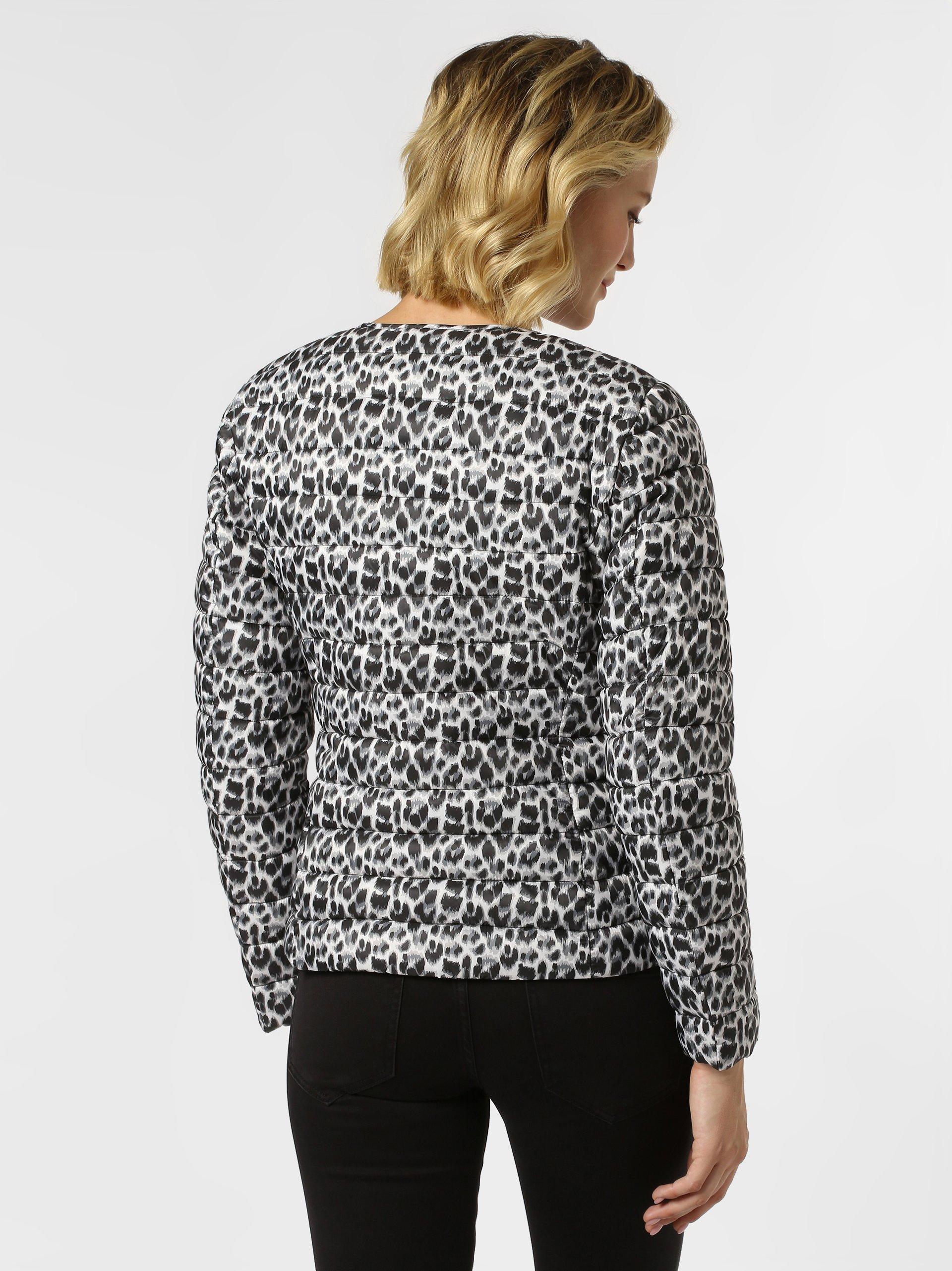 Esprit Collection Damski płaszcz pikowany