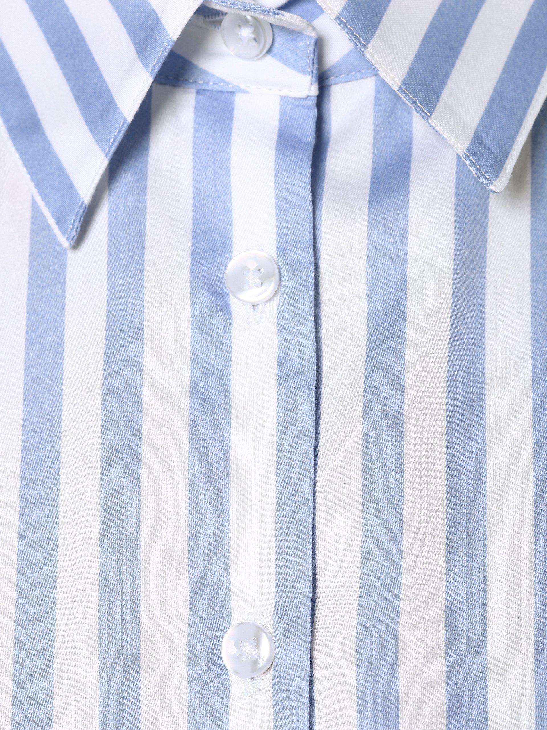 Eterna Comfort Fit Damen Bluse - Bügelleicht