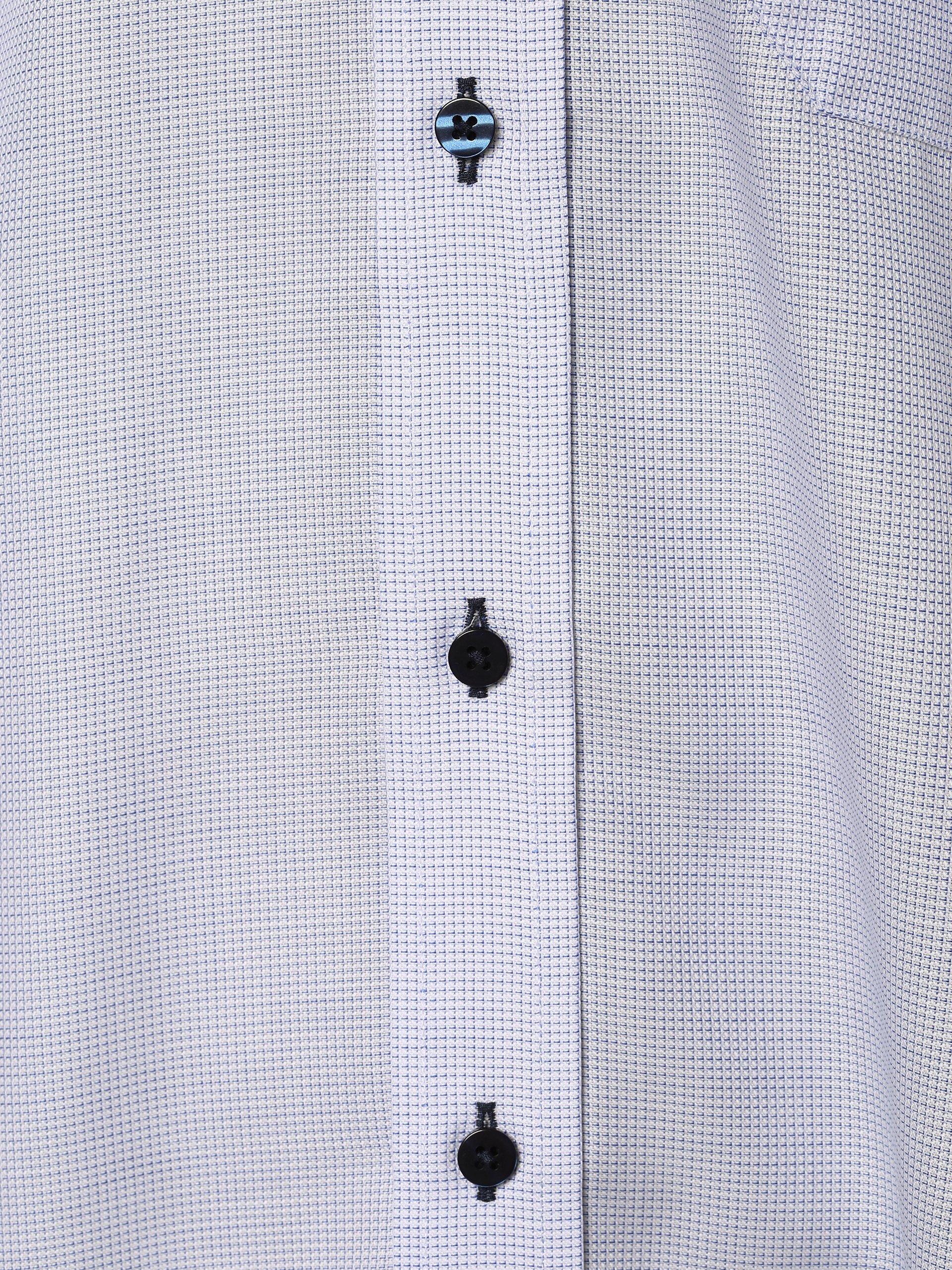 Eterna Comfort Fit Herren Hemd - Bügelfrei - Extralange Ärmel