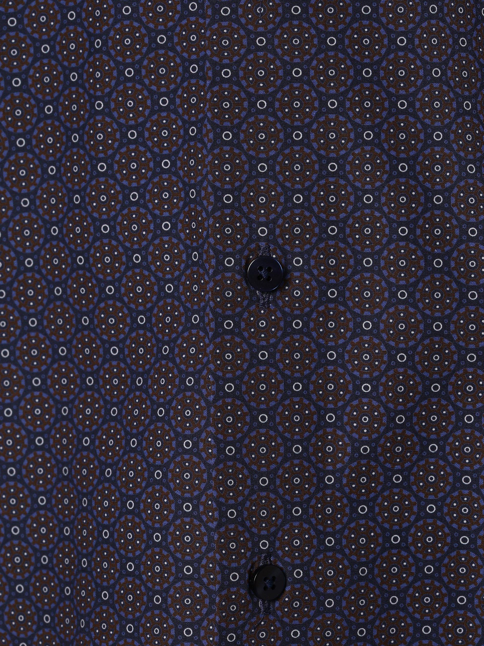 Eterna Comfort Fit Herren Hemd - Bügelleicht - Extralange Ärmel