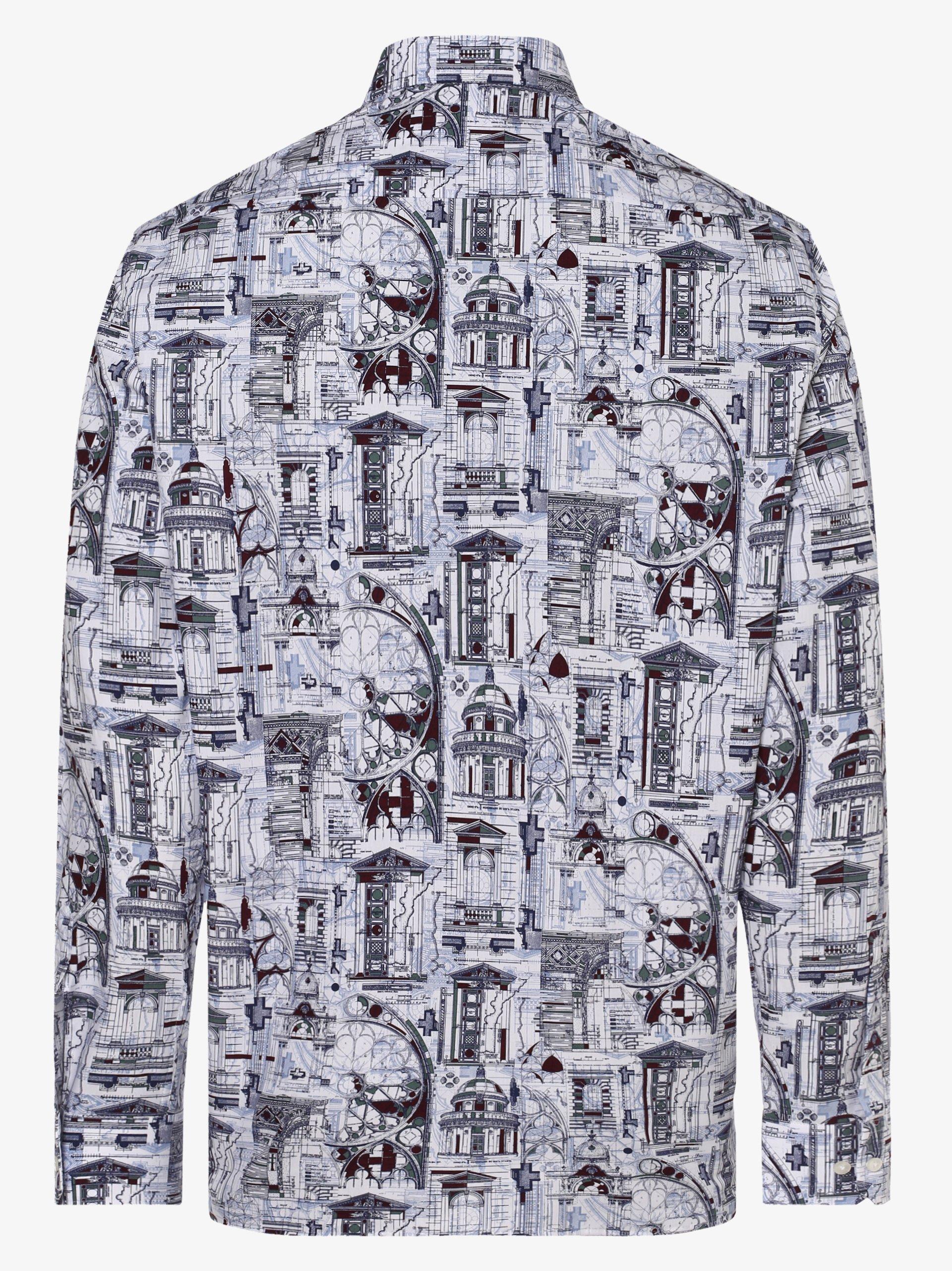 Eterna Comfort Fit Herren Hemd - Bügelleicht