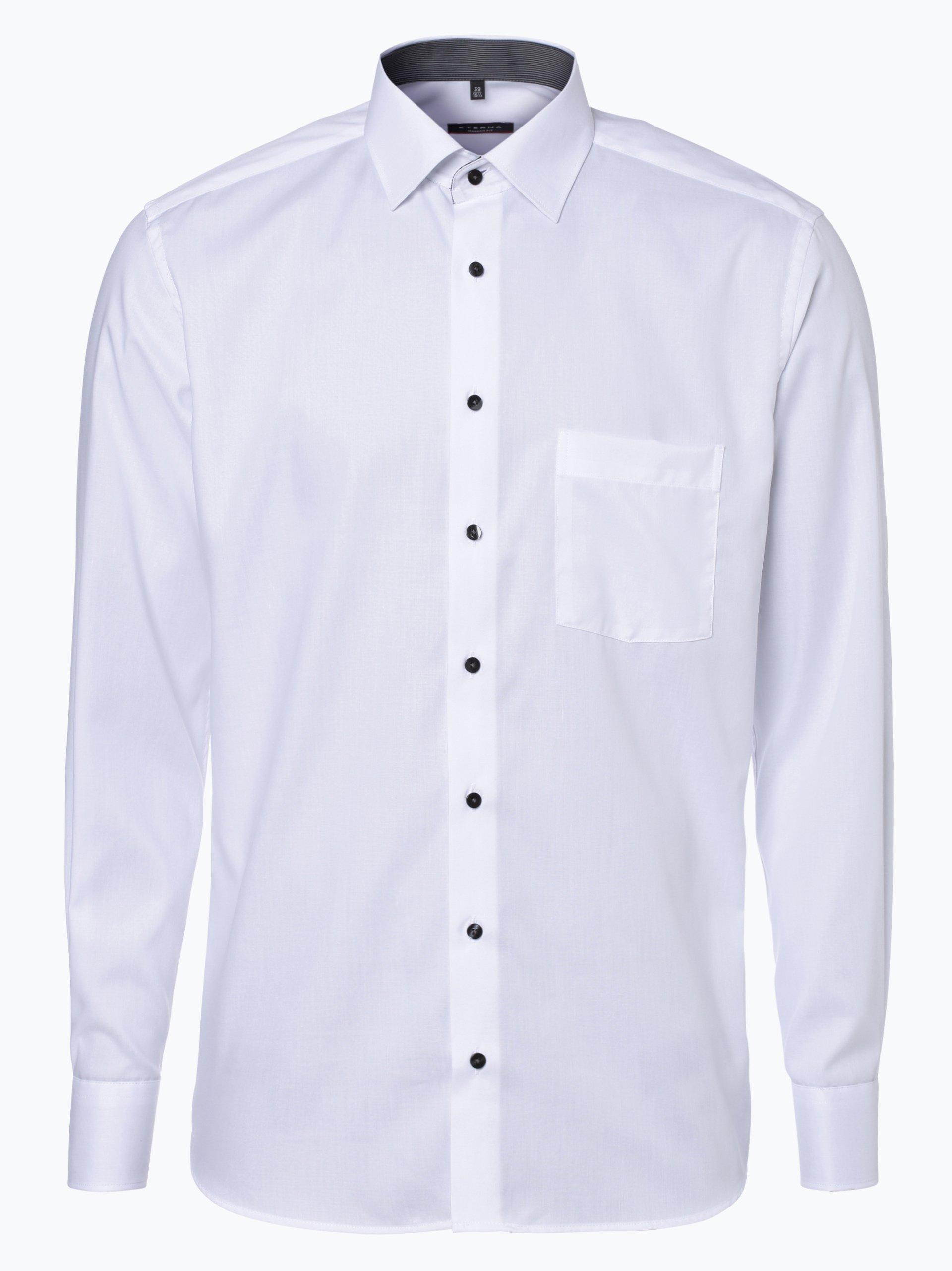 Eterna Modern Fit Koszula męska niewymagająca prasowania