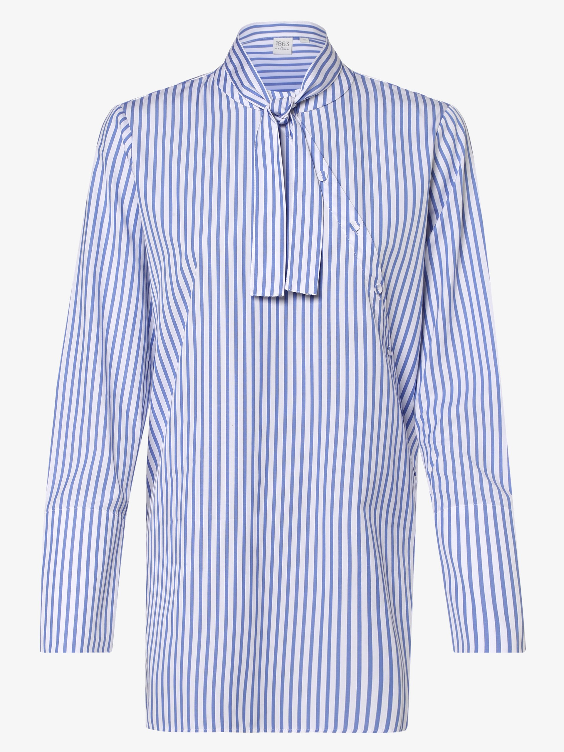 Eterna Premium Bluzka damska – łatwa w prasowaniu