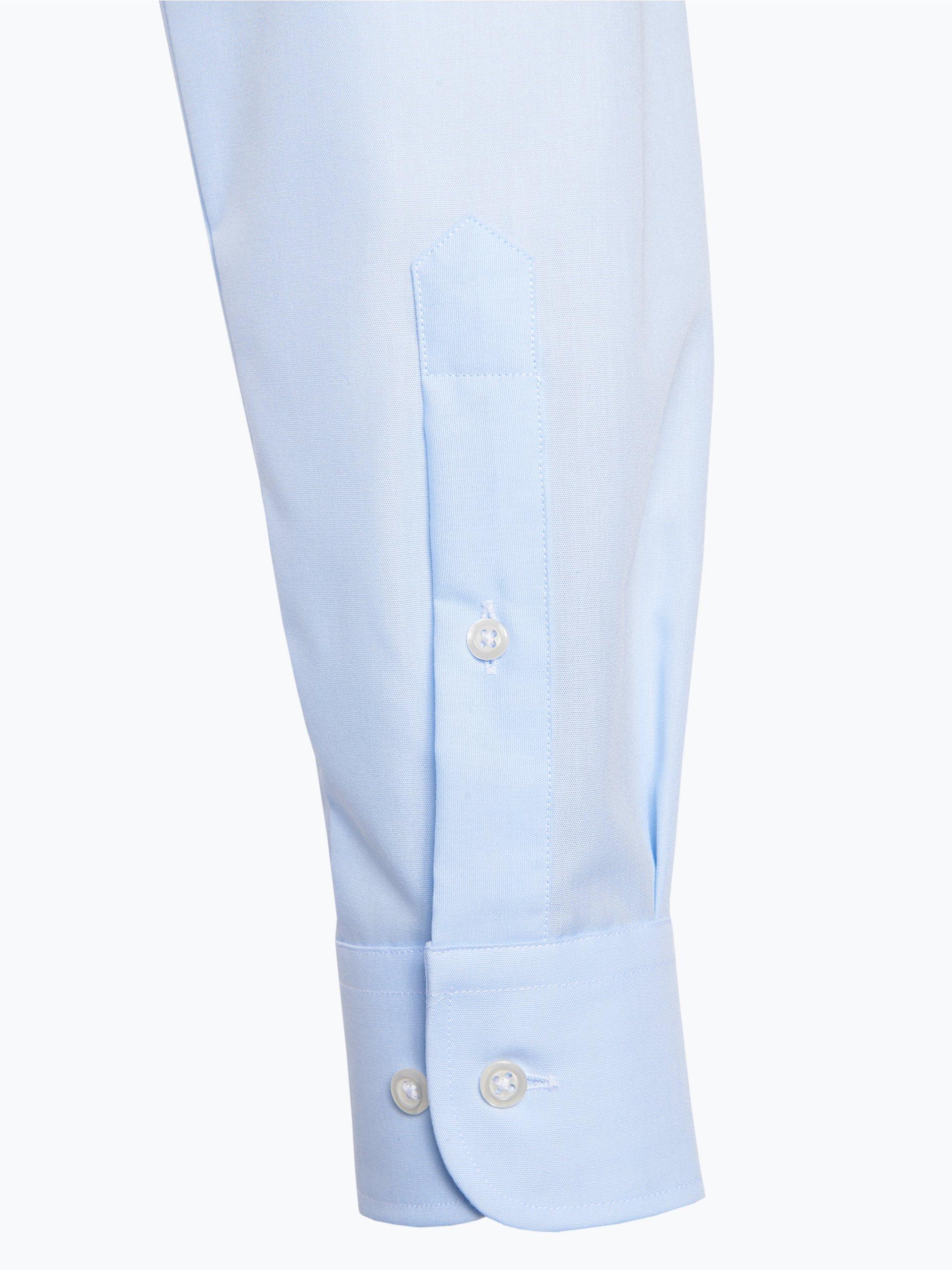 Eterna Slim Fit Herren Hemd Bügelfrei