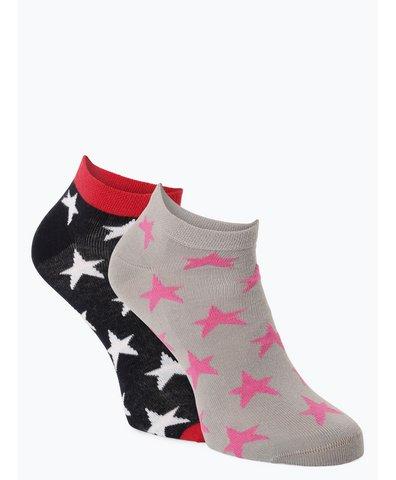 Feinstrick-Socken im 2er-Pack