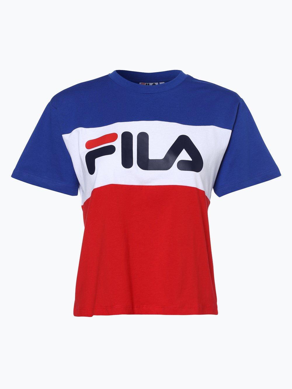 fila t shirt damski