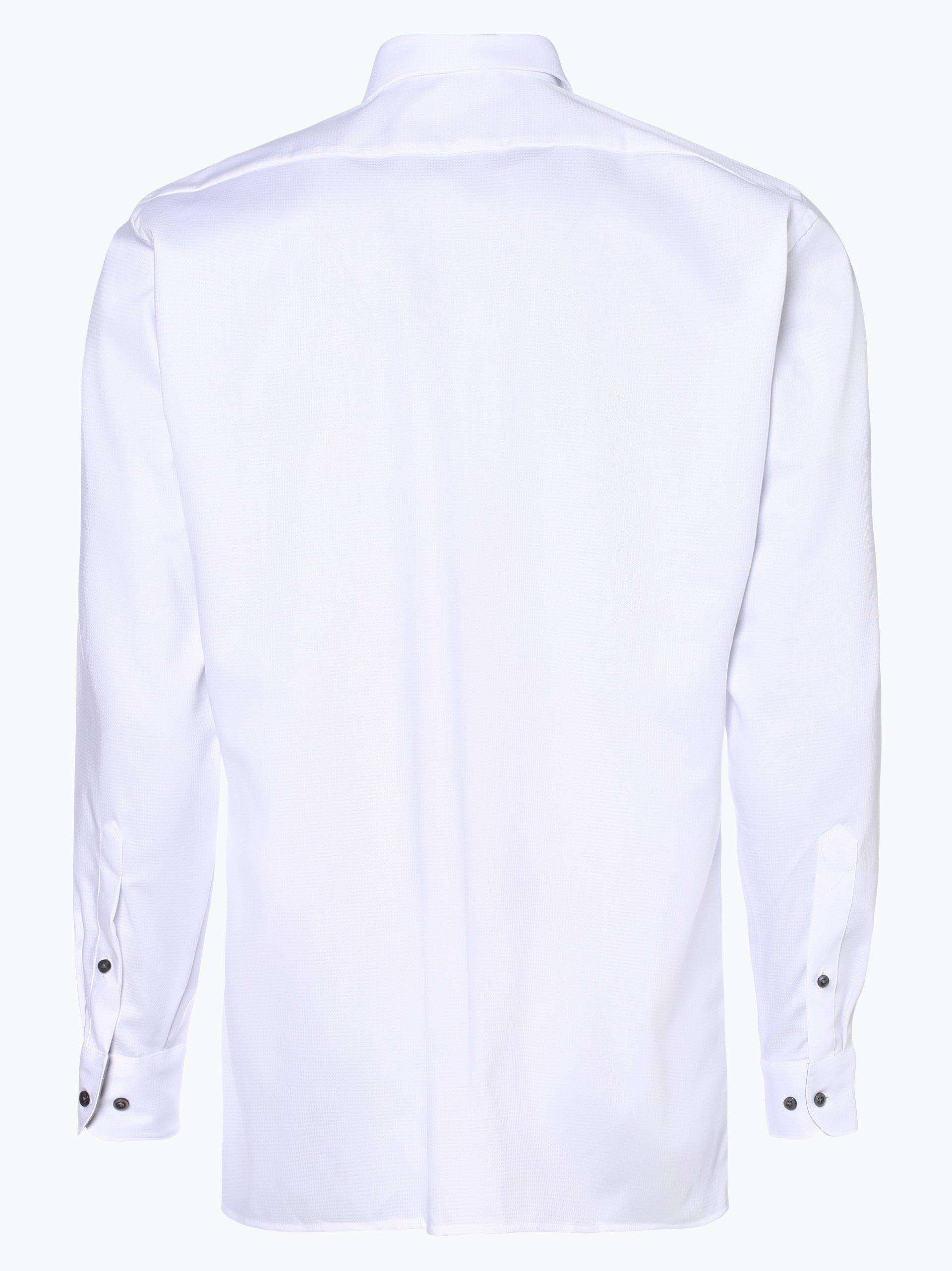 Finshley & Harding Herren Hemd Bügelleicht
