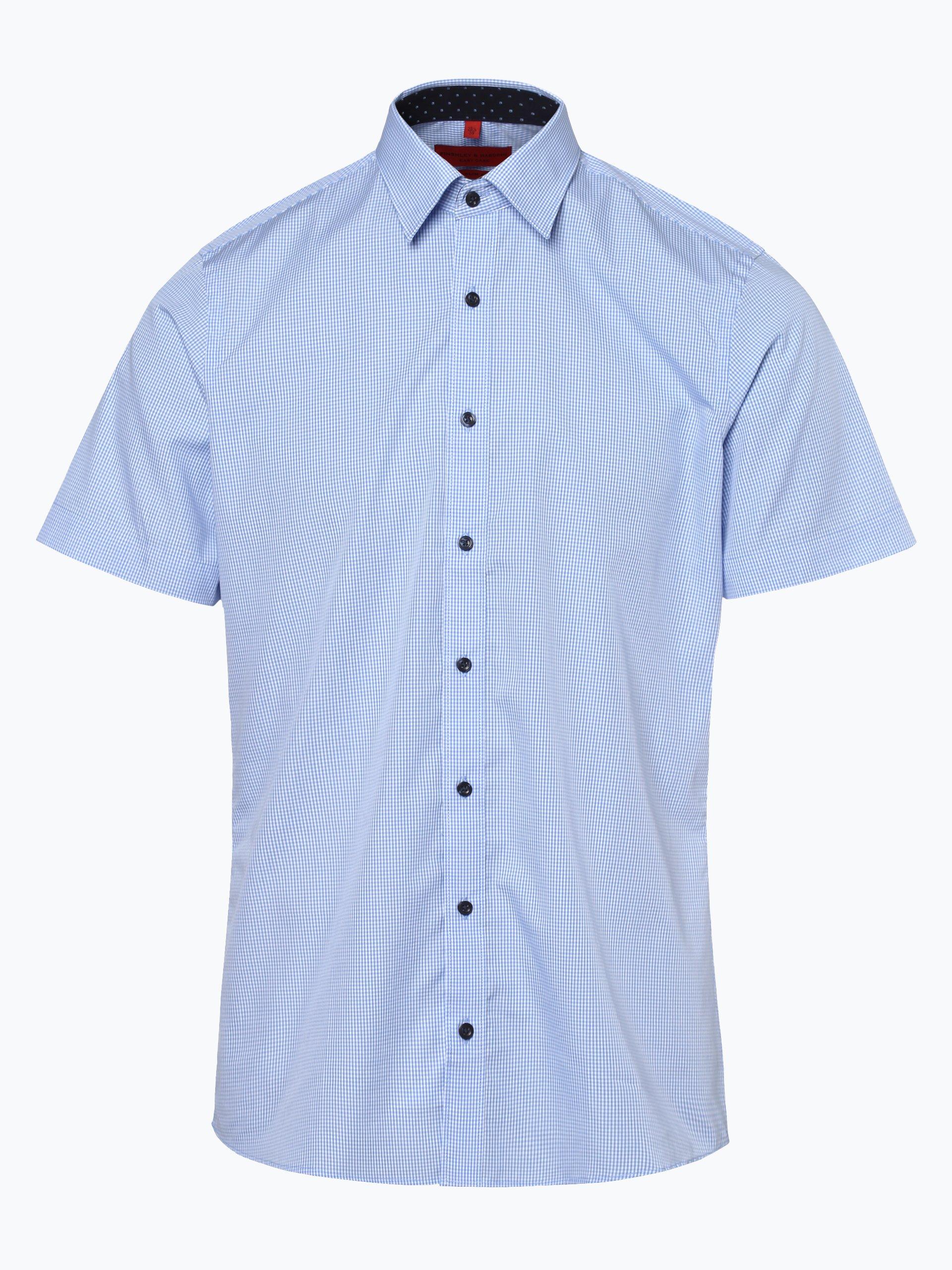 Finshley & Harding Herren Hemd - Bügelleicht