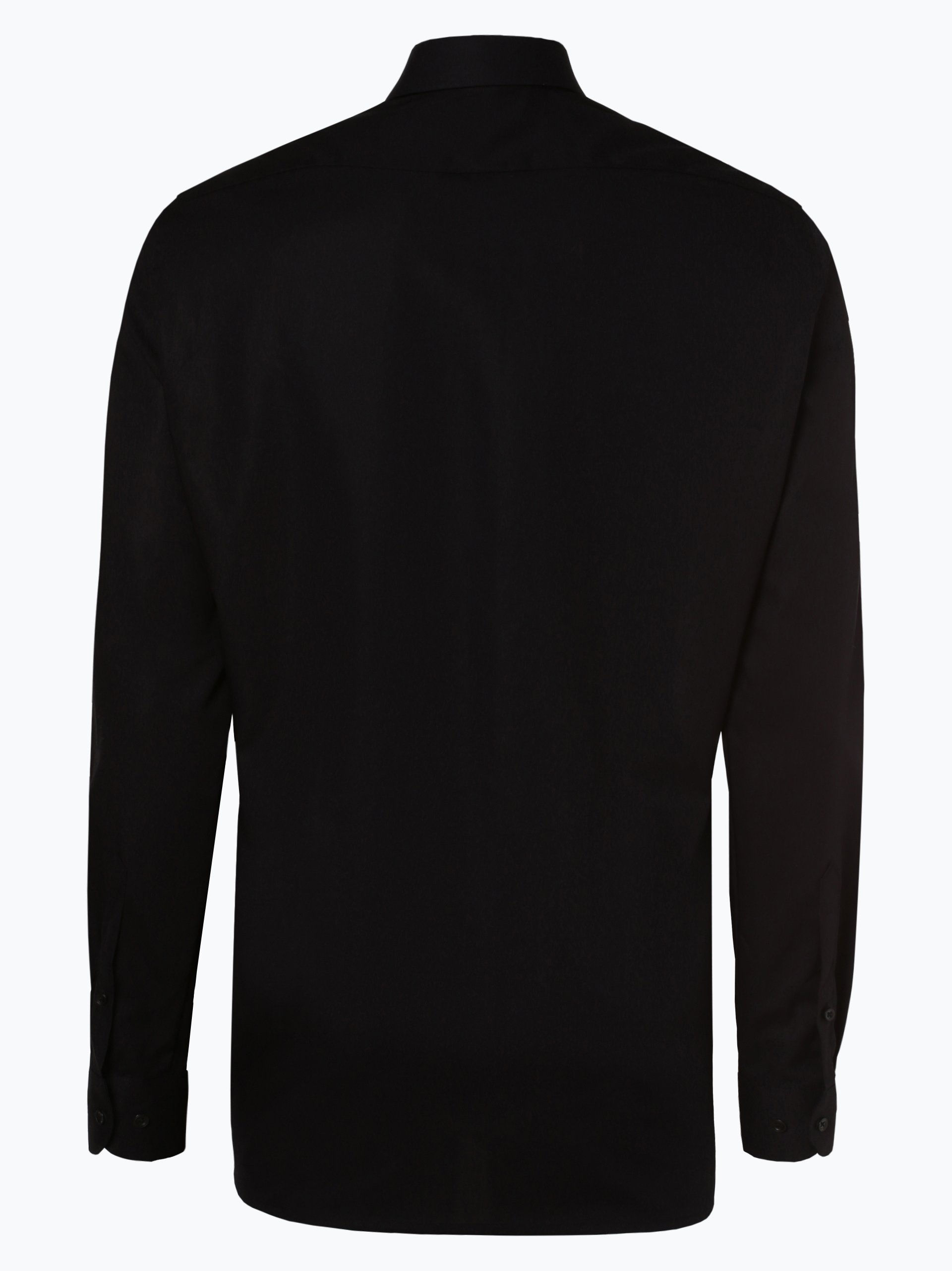 Finshley & Harding Herren Hemd mit extralangen Ärmeln - Bügelleicht