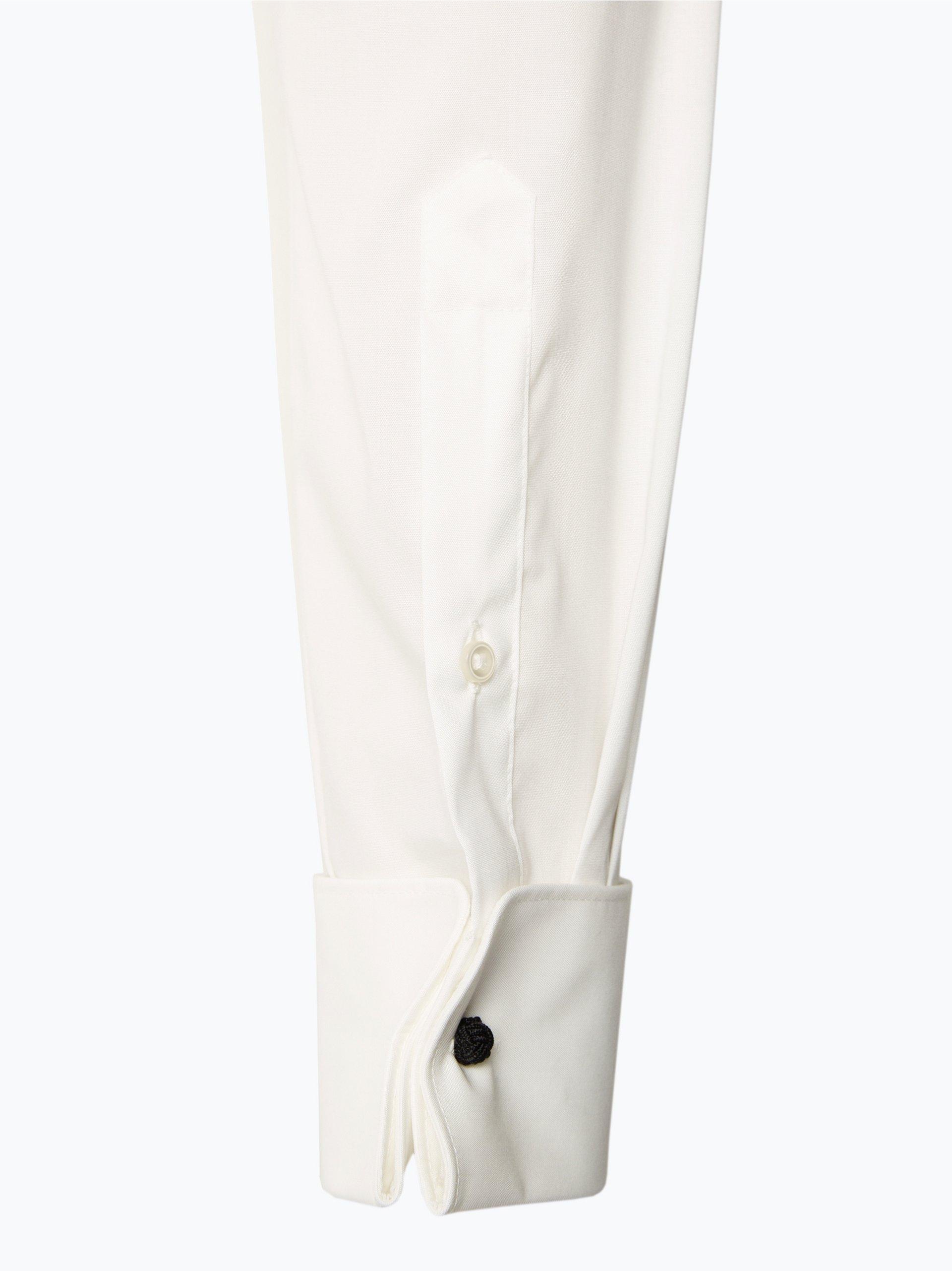 Finshley & Harding Herren Hemd mit Extralangen Ärmeln und Umschlagmanschetten