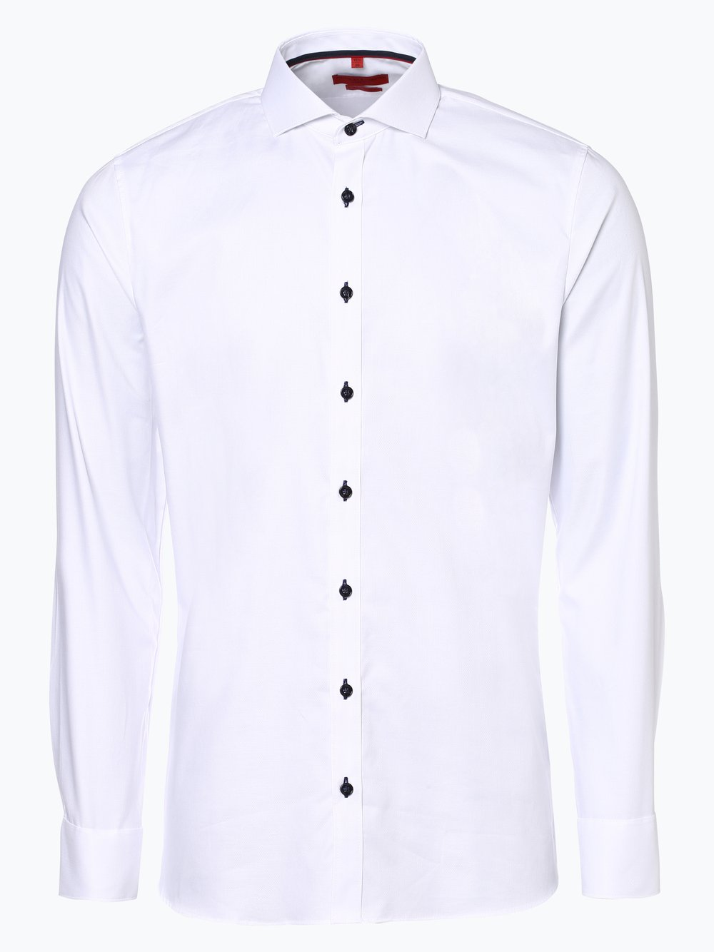 eda6b53288eb Finshley   Harding Herren Hemd weiß gemustert online kaufen   PEEK ...
