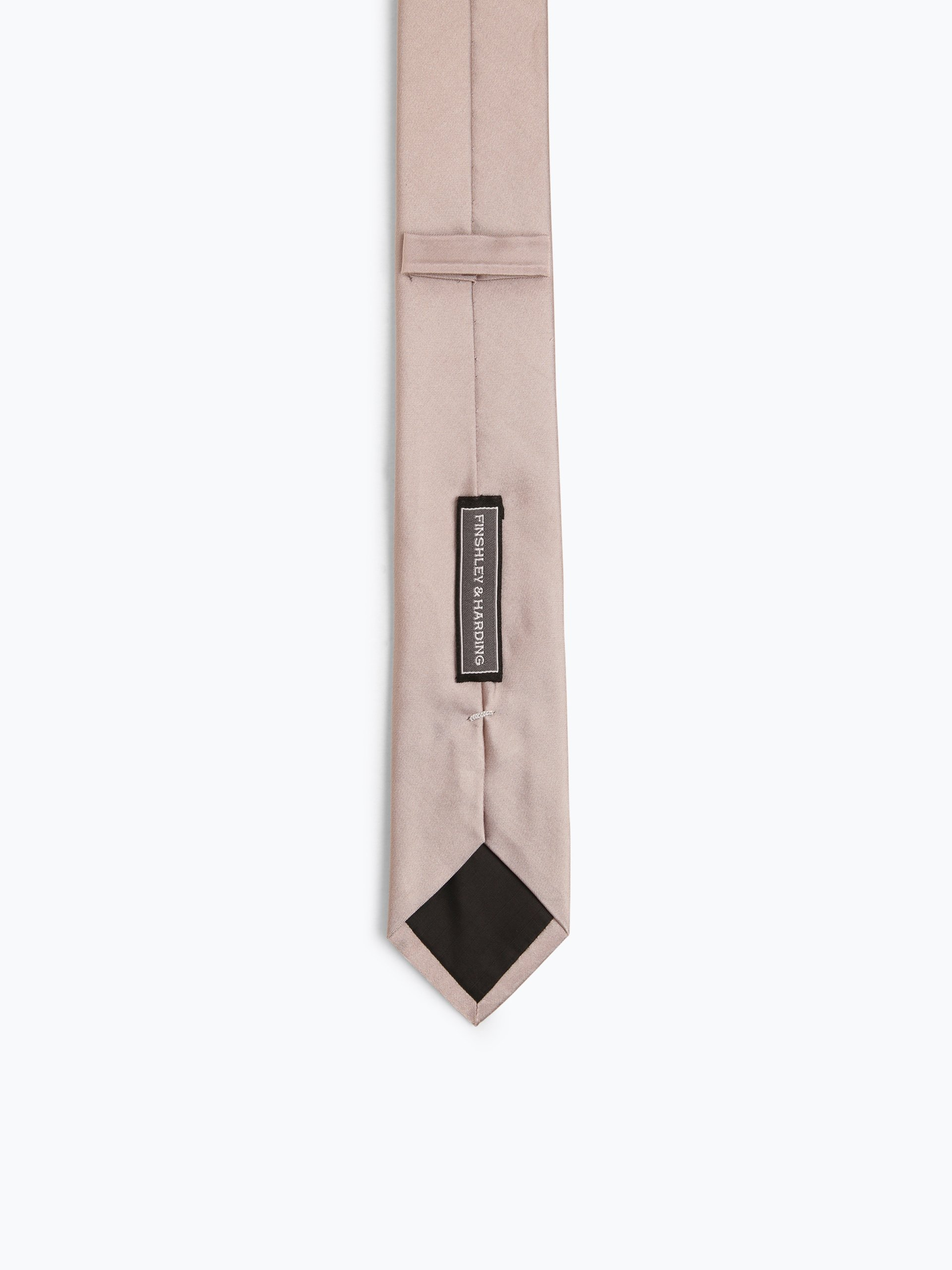 Finshley & Harding Herren Krawatte aus Seide