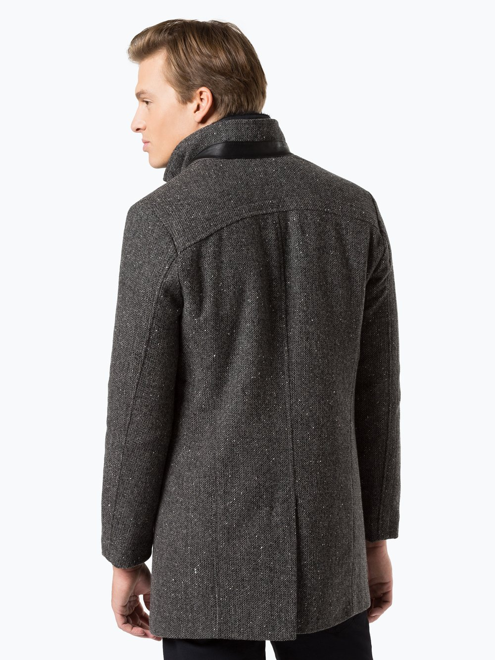 am besten bewerteten neuesten kaufen rationelle Konstruktion Finshley & Harding Herren Mantel - Black Label online kaufen ...