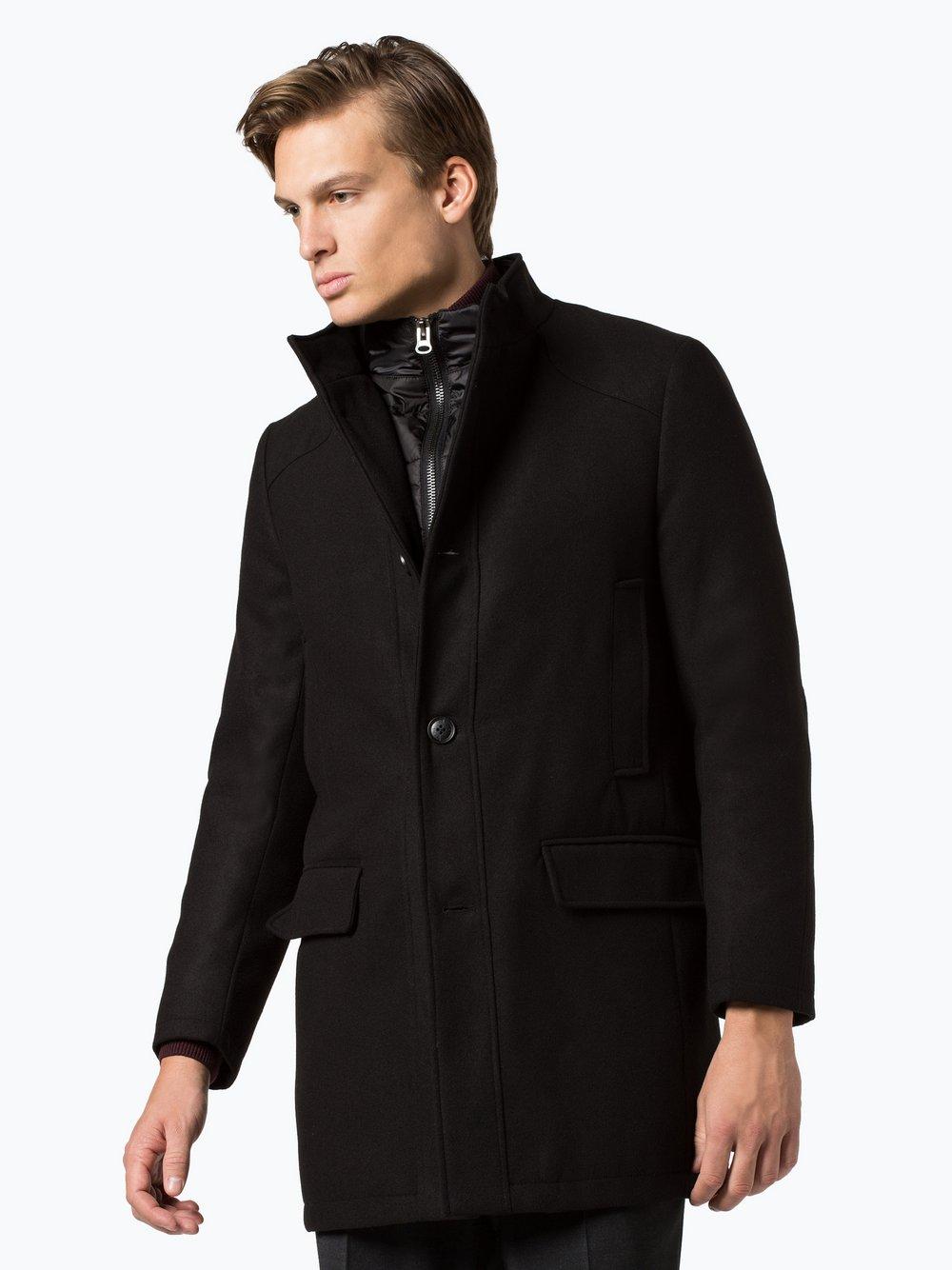 Ausverkauf so billig super günstig im vergleich zu Finshley & Harding Herren Mantel online kaufen | VANGRAAF.COM