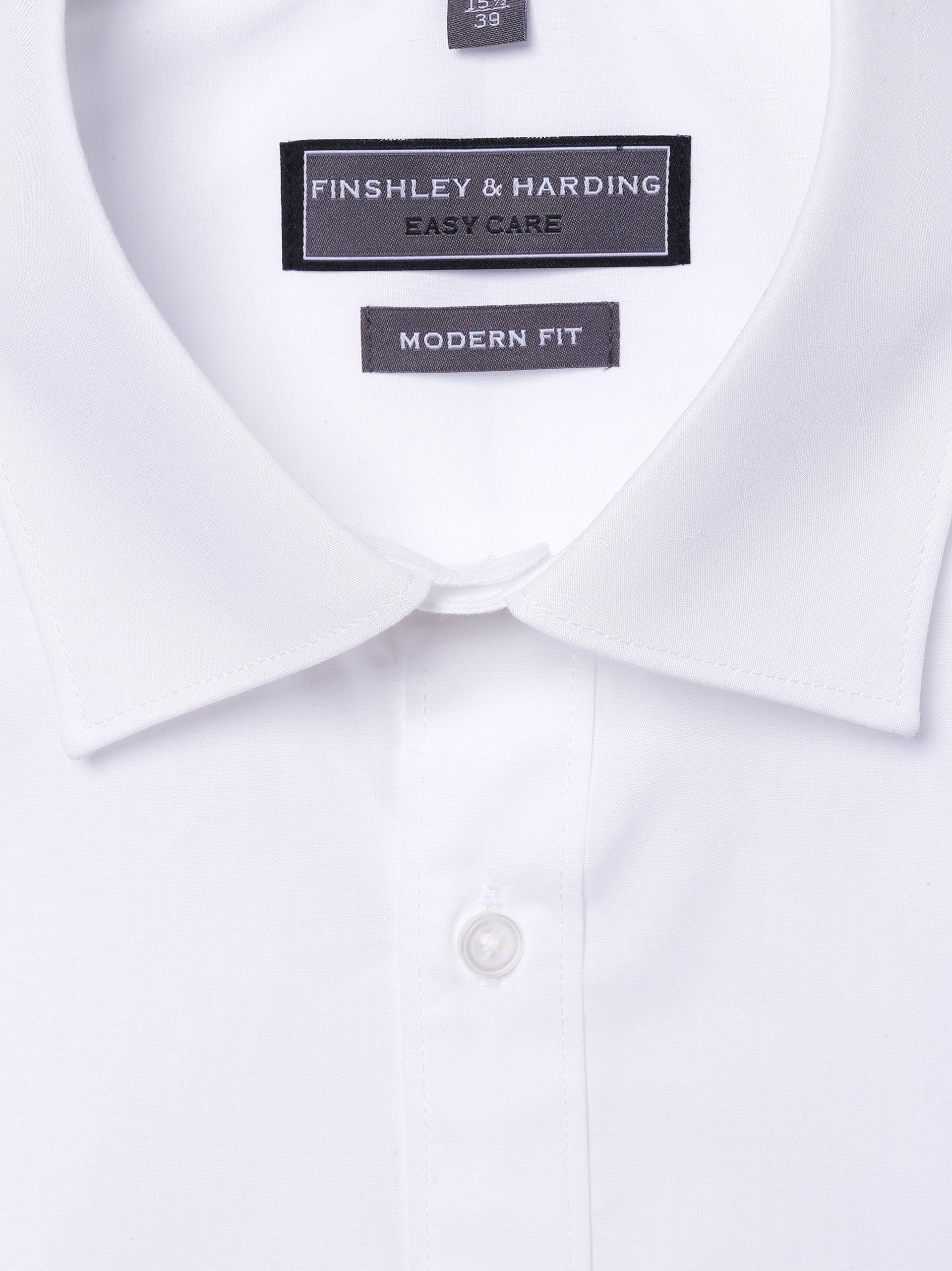 Finshley & Harding Koszula męska łatwa w prasowaniu