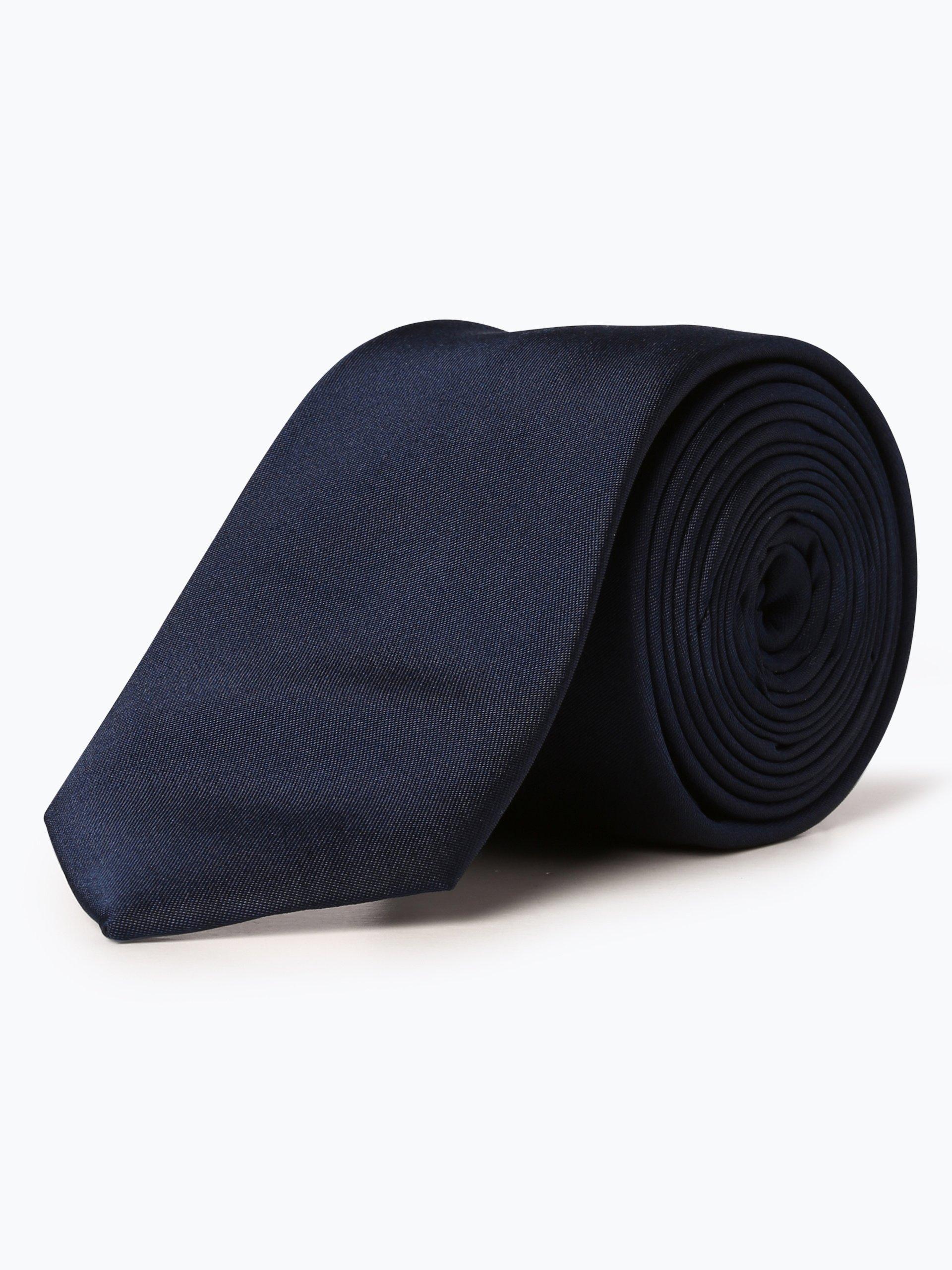Finshley & Harding Krawat jedwabny męski