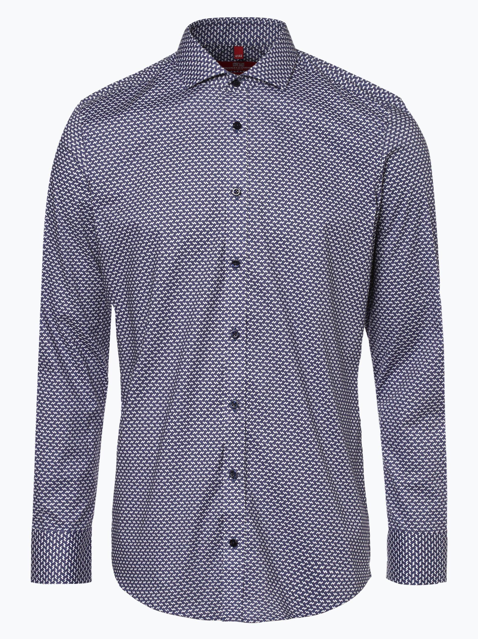 Finshley & Harding London Herren Hemd