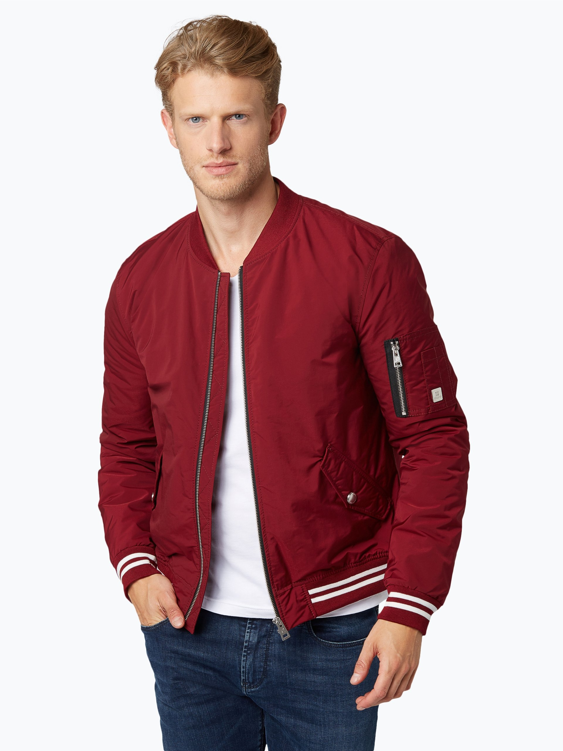 Finshley & Harding London Herren Jacke