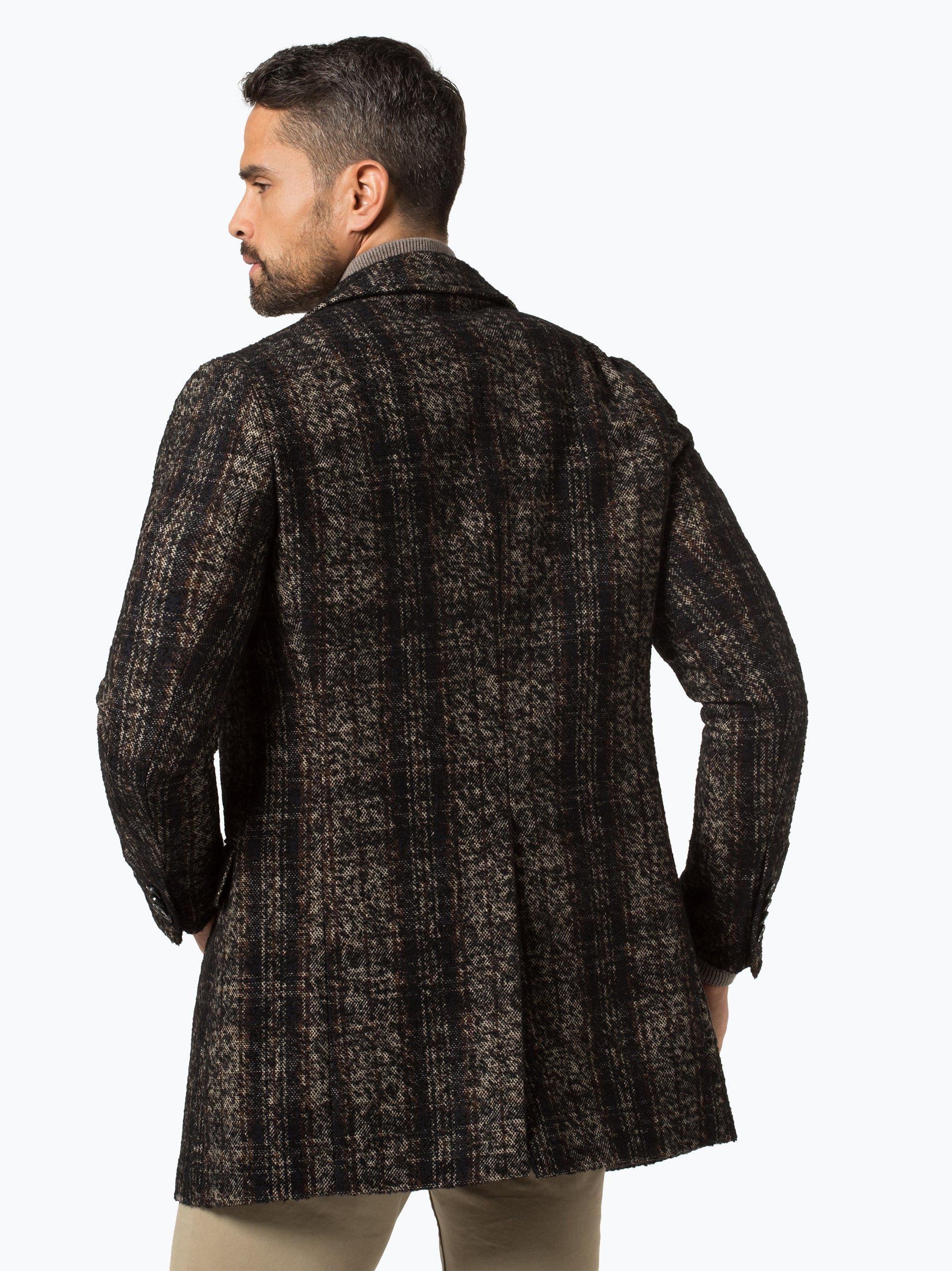 finshley harding london herren mantel mit alpaka anteil. Black Bedroom Furniture Sets. Home Design Ideas